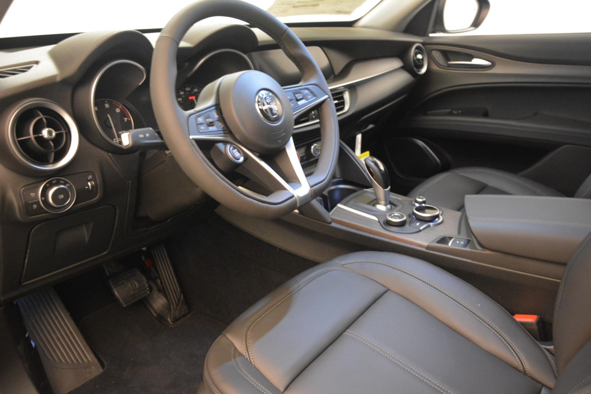 New 2018 Alfa Romeo Stelvio Ti Q4 For Sale In Westport, CT 2418_p9