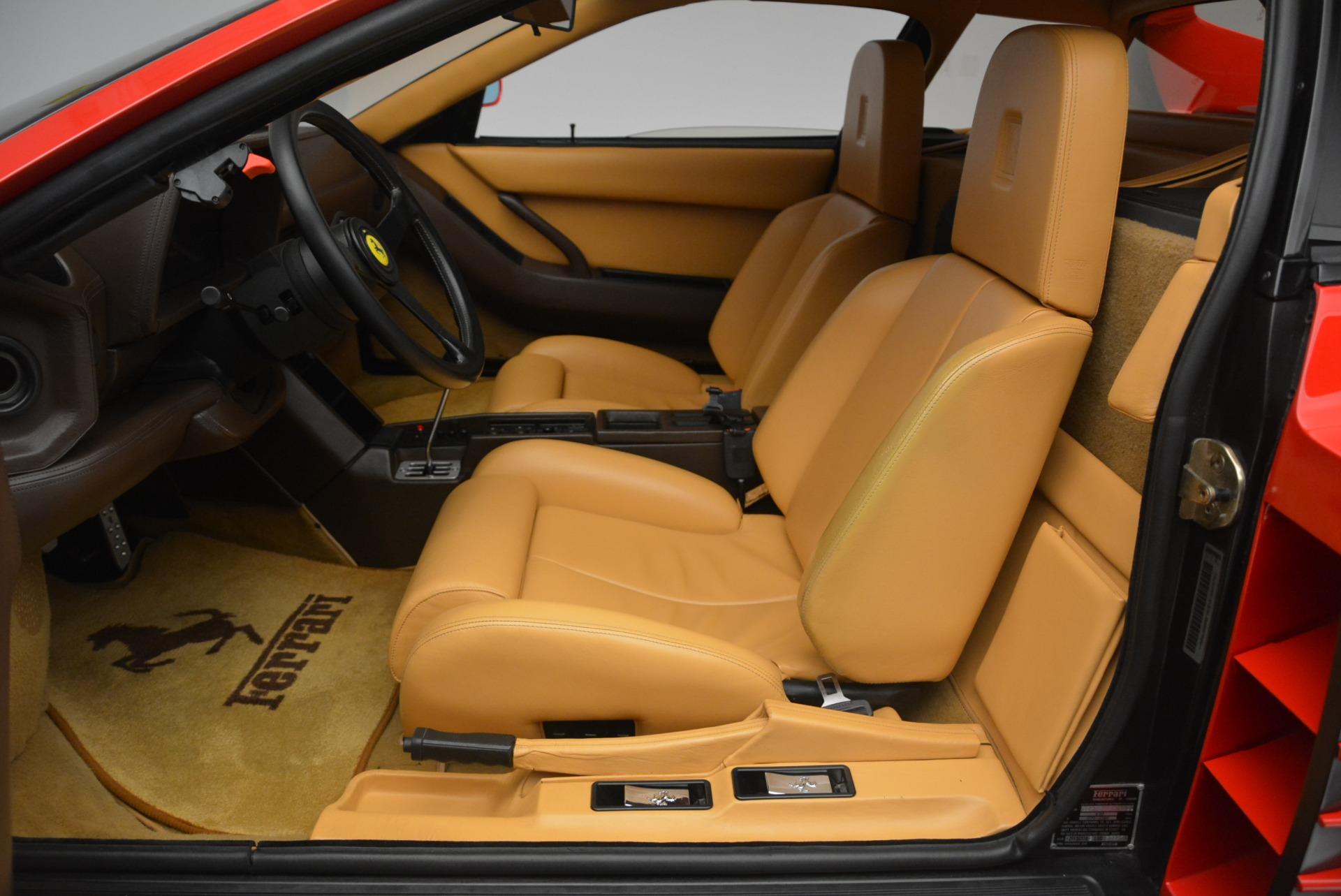 Used 1990 Ferrari Testarossa  For Sale In Westport, CT 2419_p14