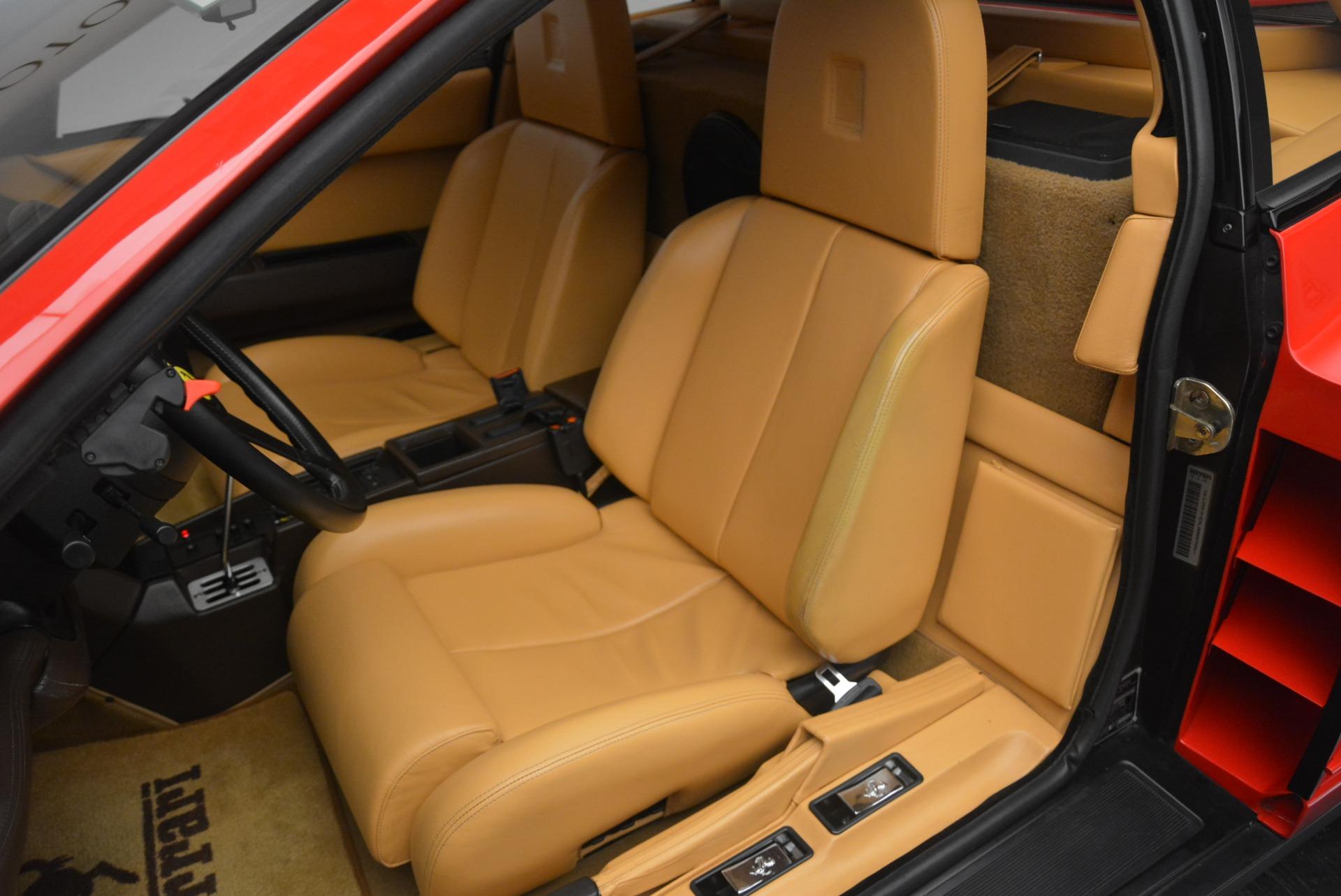 Used 1990 Ferrari Testarossa  For Sale In Westport, CT 2419_p15
