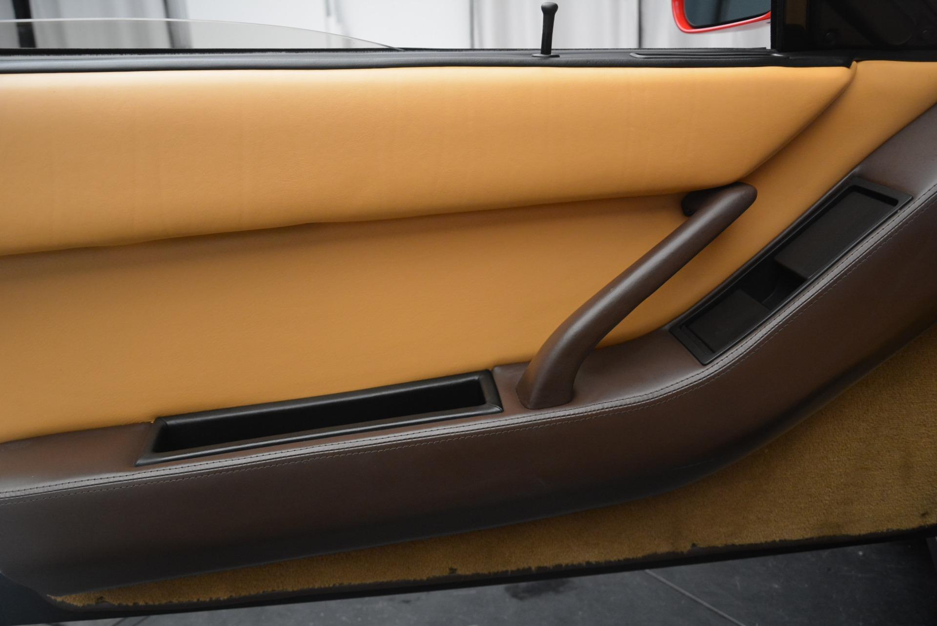 Used 1990 Ferrari Testarossa  For Sale In Westport, CT 2419_p16