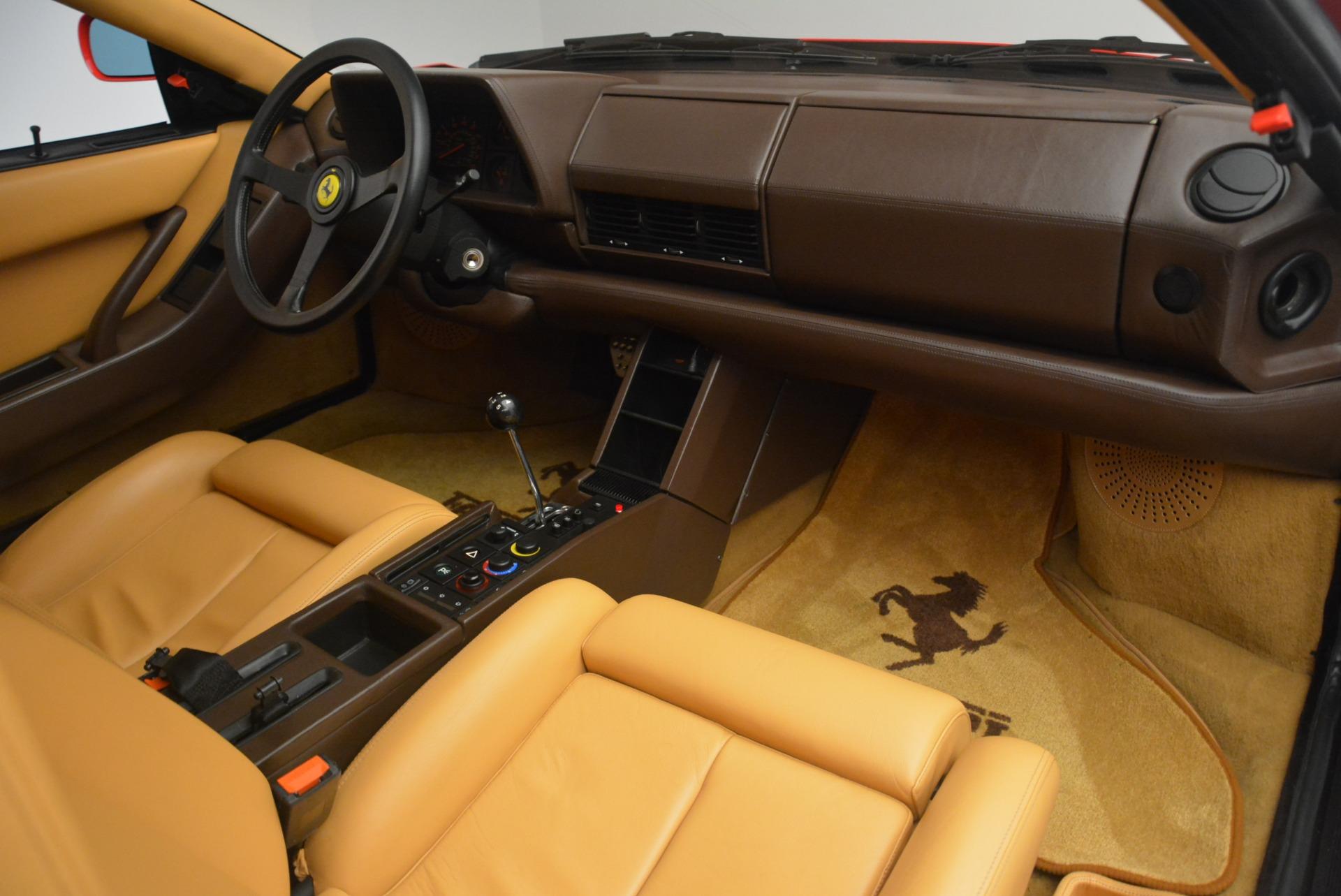 Used 1990 Ferrari Testarossa  For Sale In Westport, CT 2419_p17