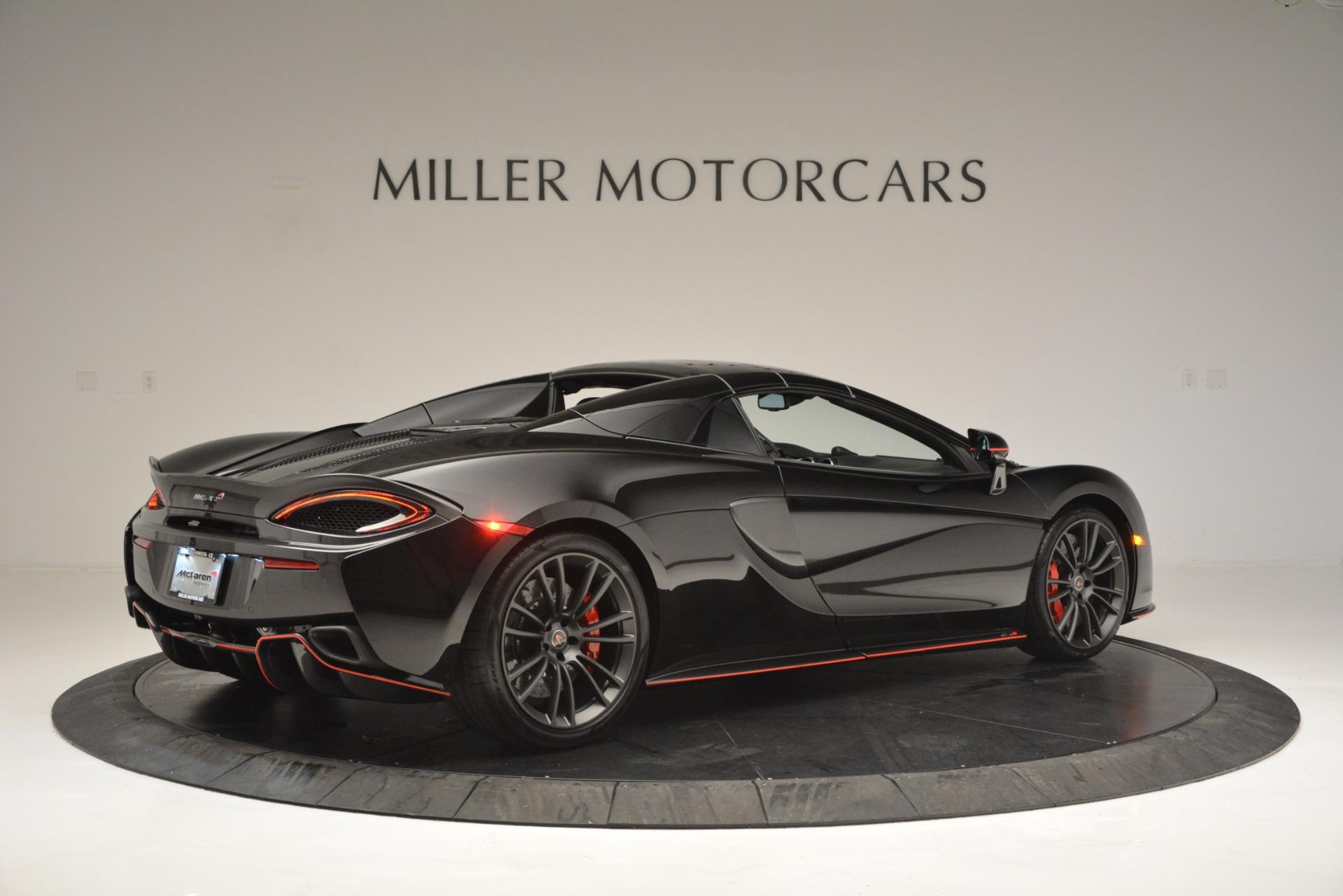 Used 2018 McLaren 570S Spider For Sale In Westport, CT 2420_p19