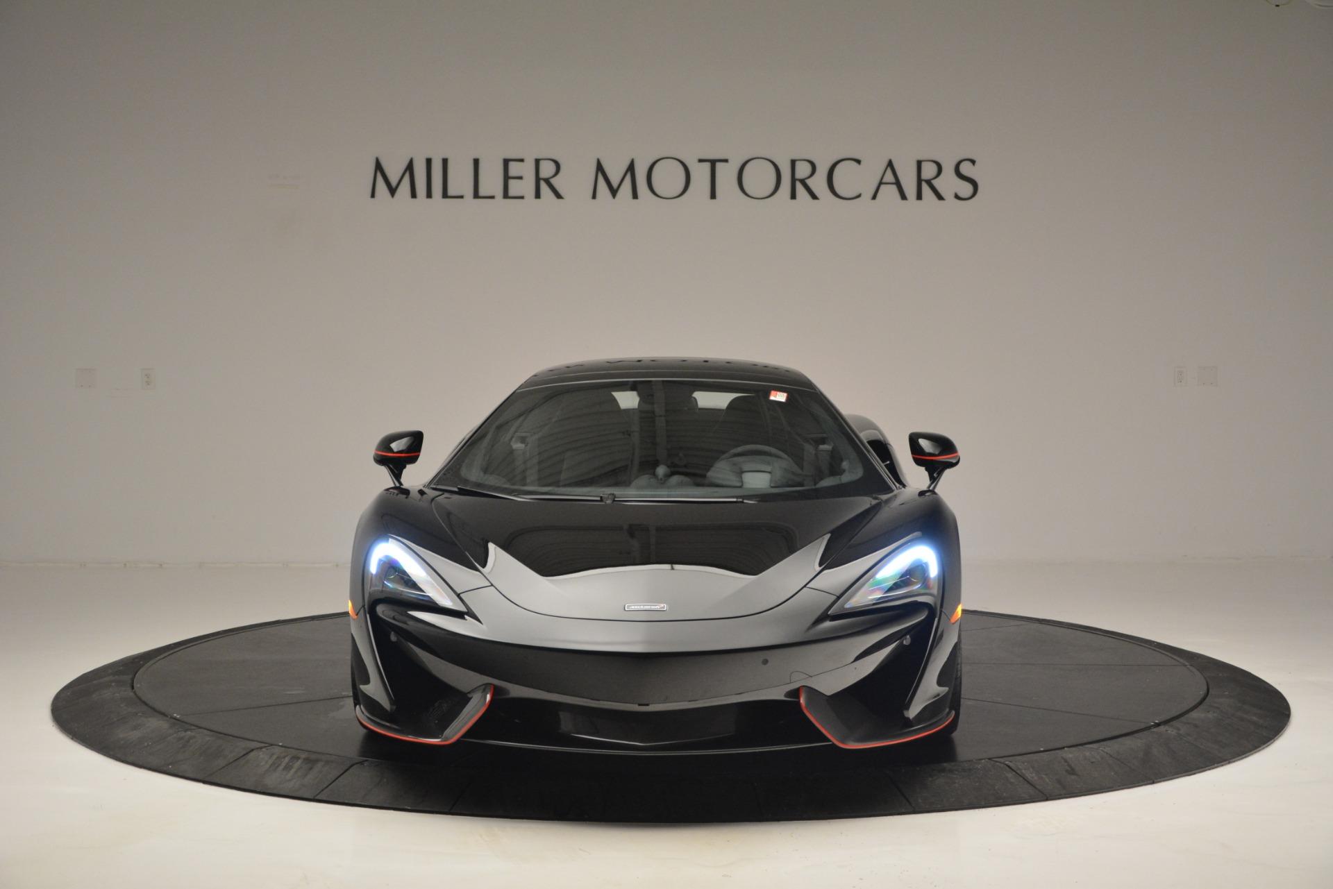 Used 2018 McLaren 570S Spider For Sale In Westport, CT 2420_p22