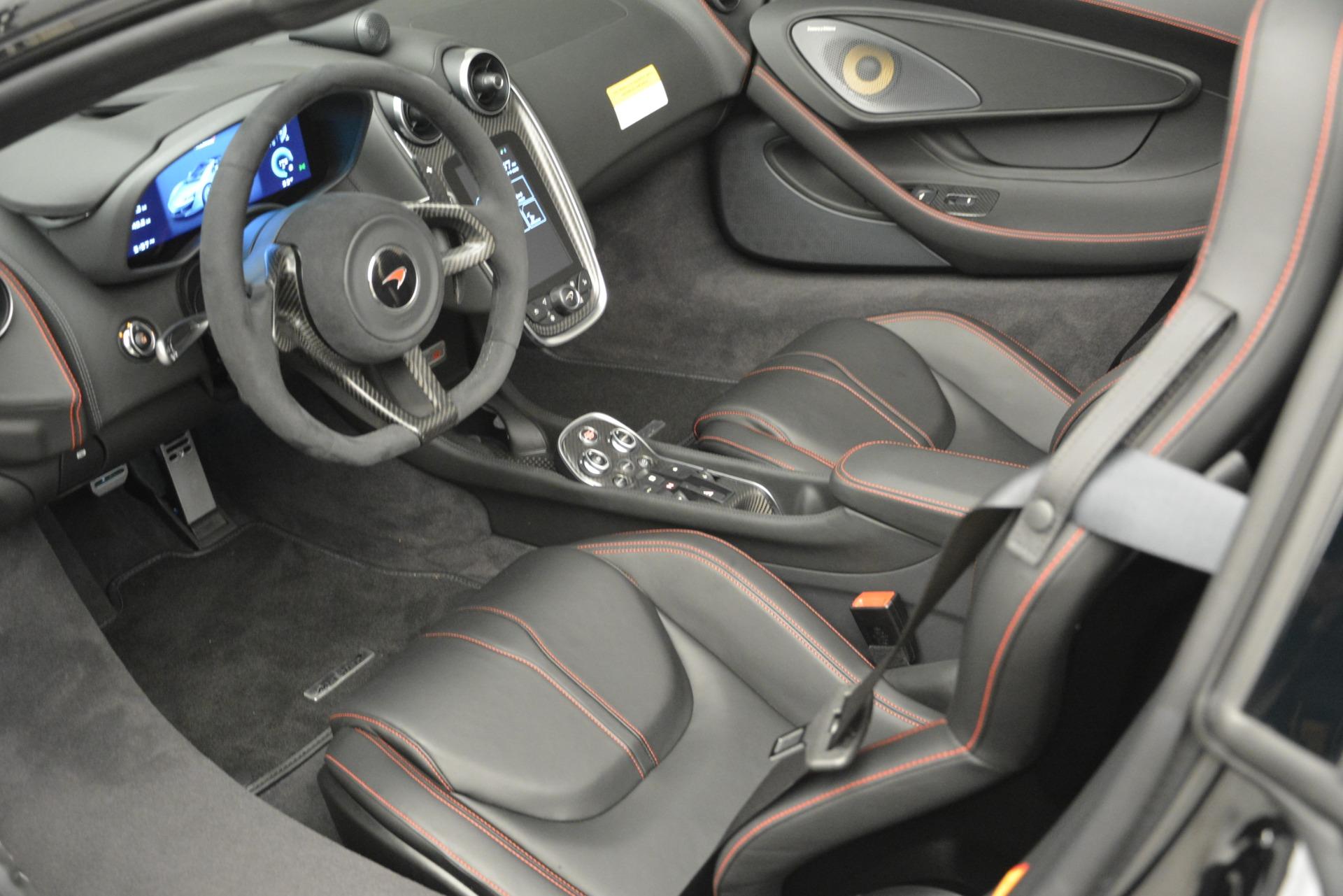 Used 2018 McLaren 570S Spider For Sale In Westport, CT 2420_p23