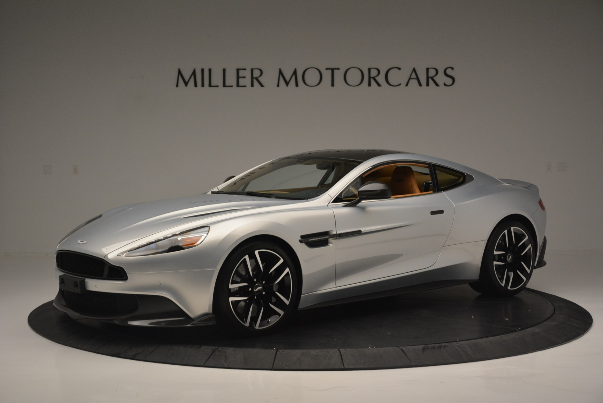 Used 2018 Aston Martin Vanquish S Coupe For Sale In Westport, CT