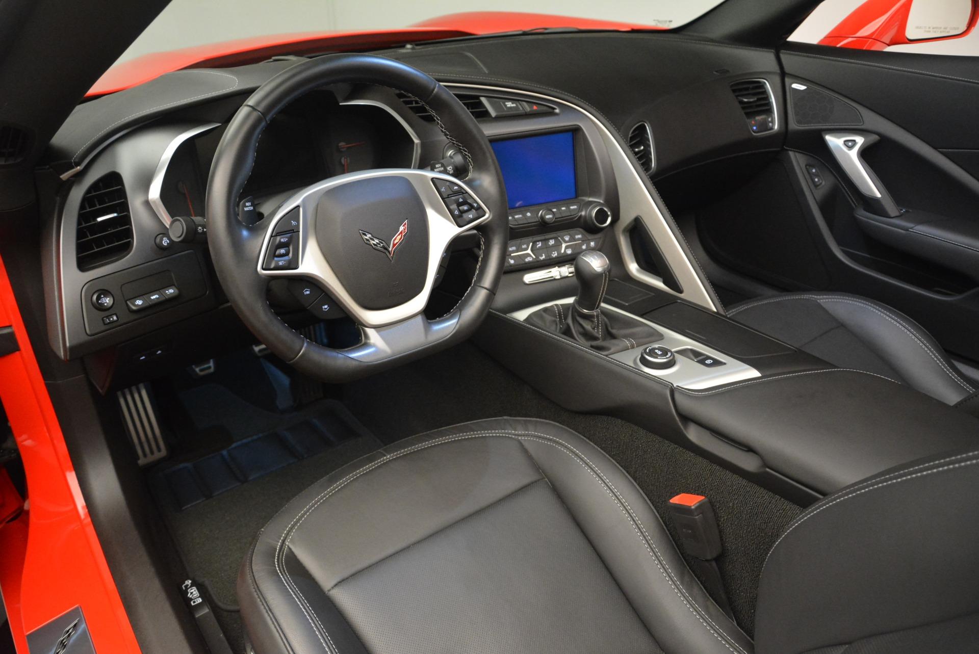 Used 2017 Chevrolet Corvette Grand Sport For Sale In Westport, CT 2423_p26