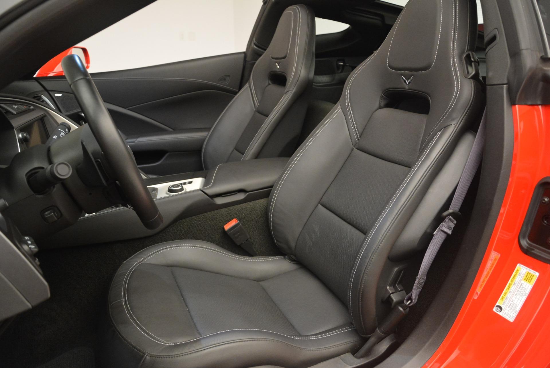 Used 2017 Chevrolet Corvette Grand Sport For Sale In Westport, CT 2423_p28