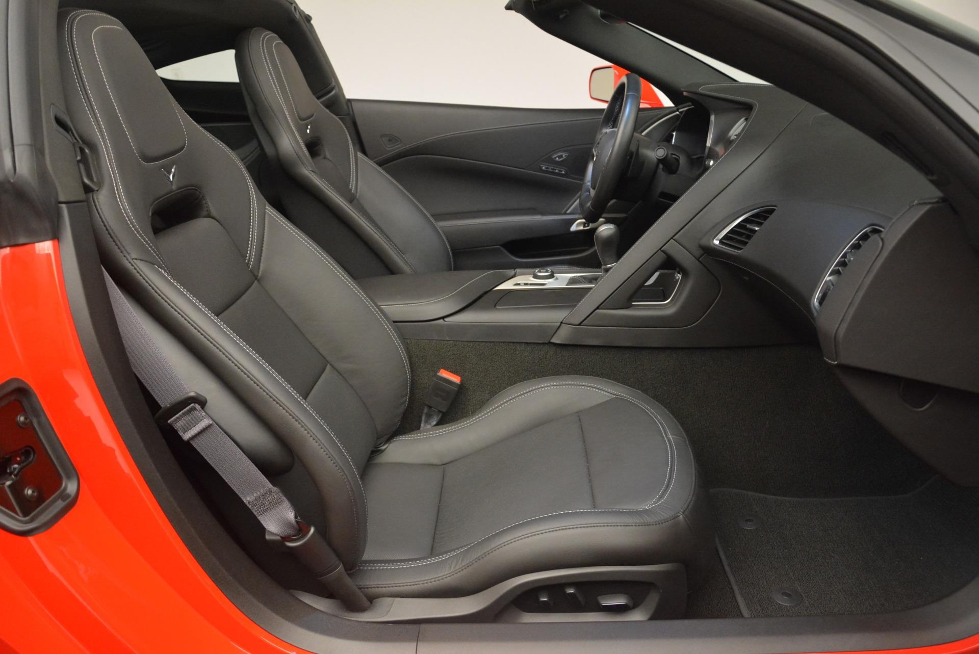 Used 2017 Chevrolet Corvette Grand Sport For Sale In Westport, CT 2423_p31