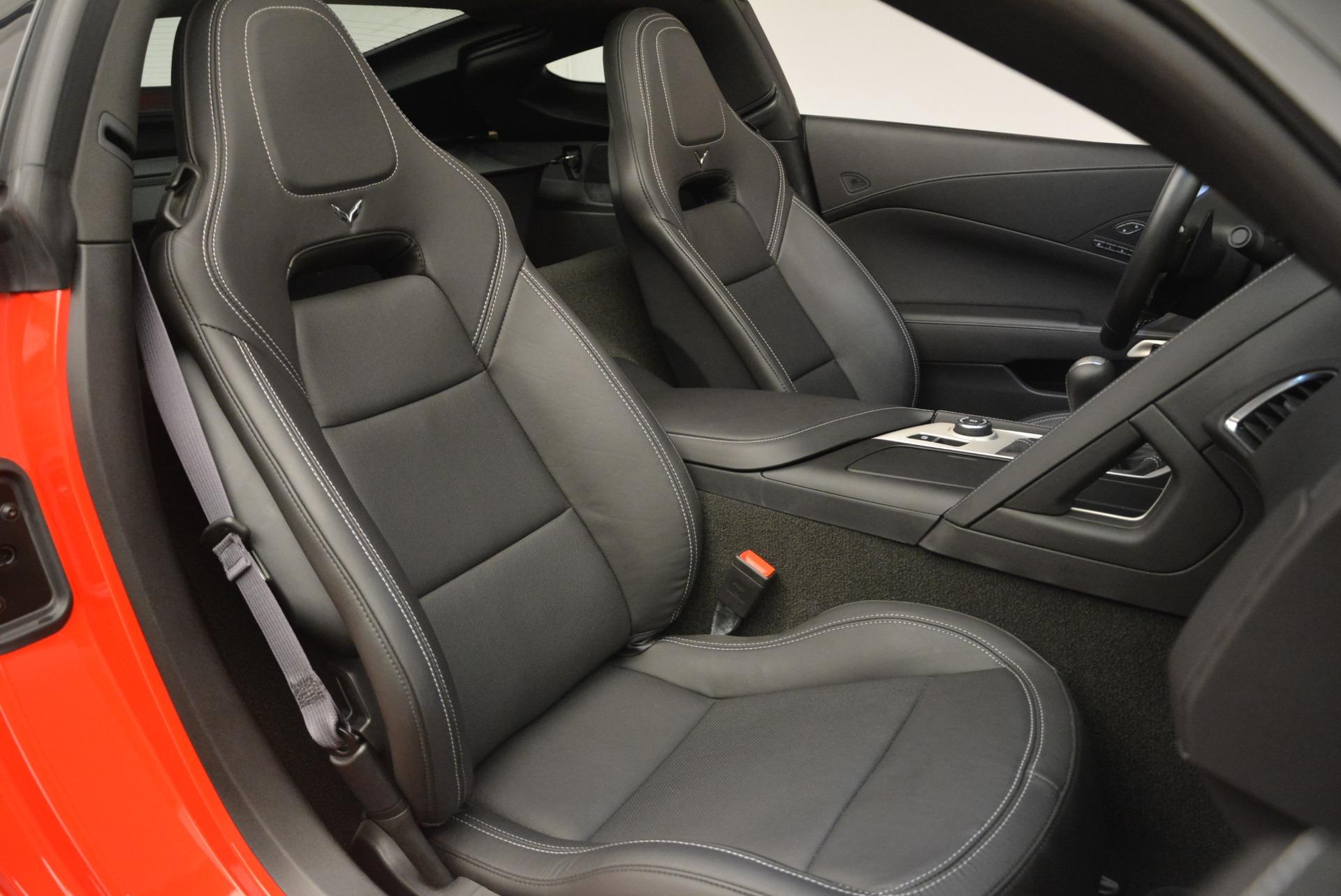 Used 2017 Chevrolet Corvette Grand Sport For Sale In Westport, CT 2423_p32