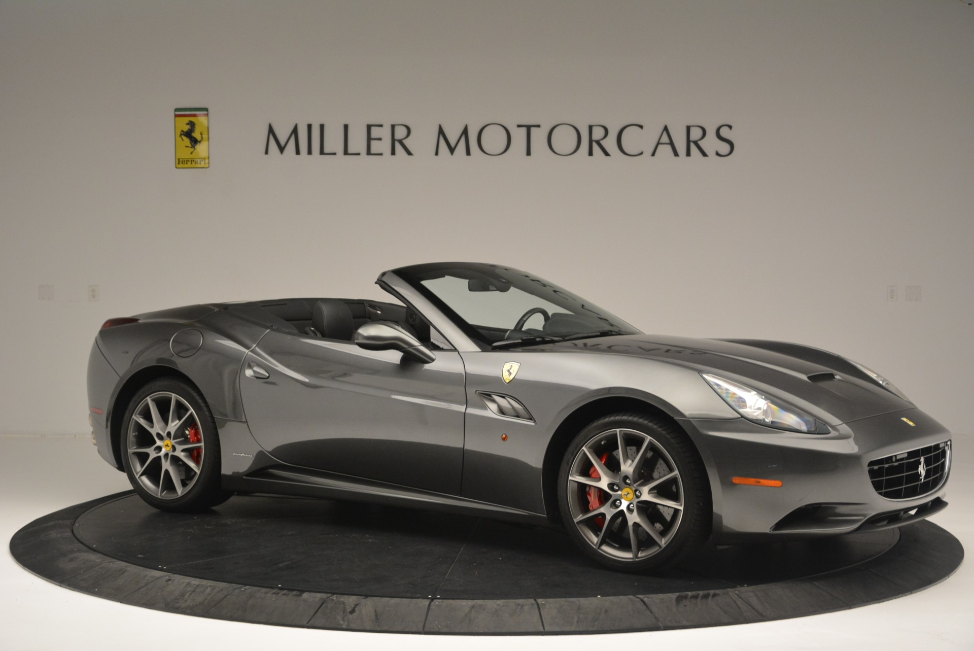 Used 2010 Ferrari California  For Sale In Westport, CT 2424_p10