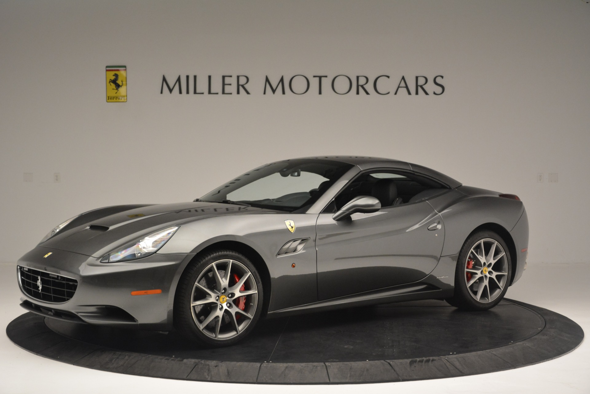 Used 2010 Ferrari California  For Sale In Westport, CT 2424_p14