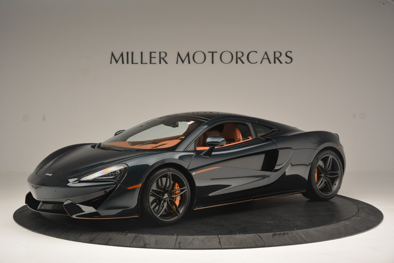 New 2018 McLaren 570GT Coupe For Sale In Westport, CT 2425_main