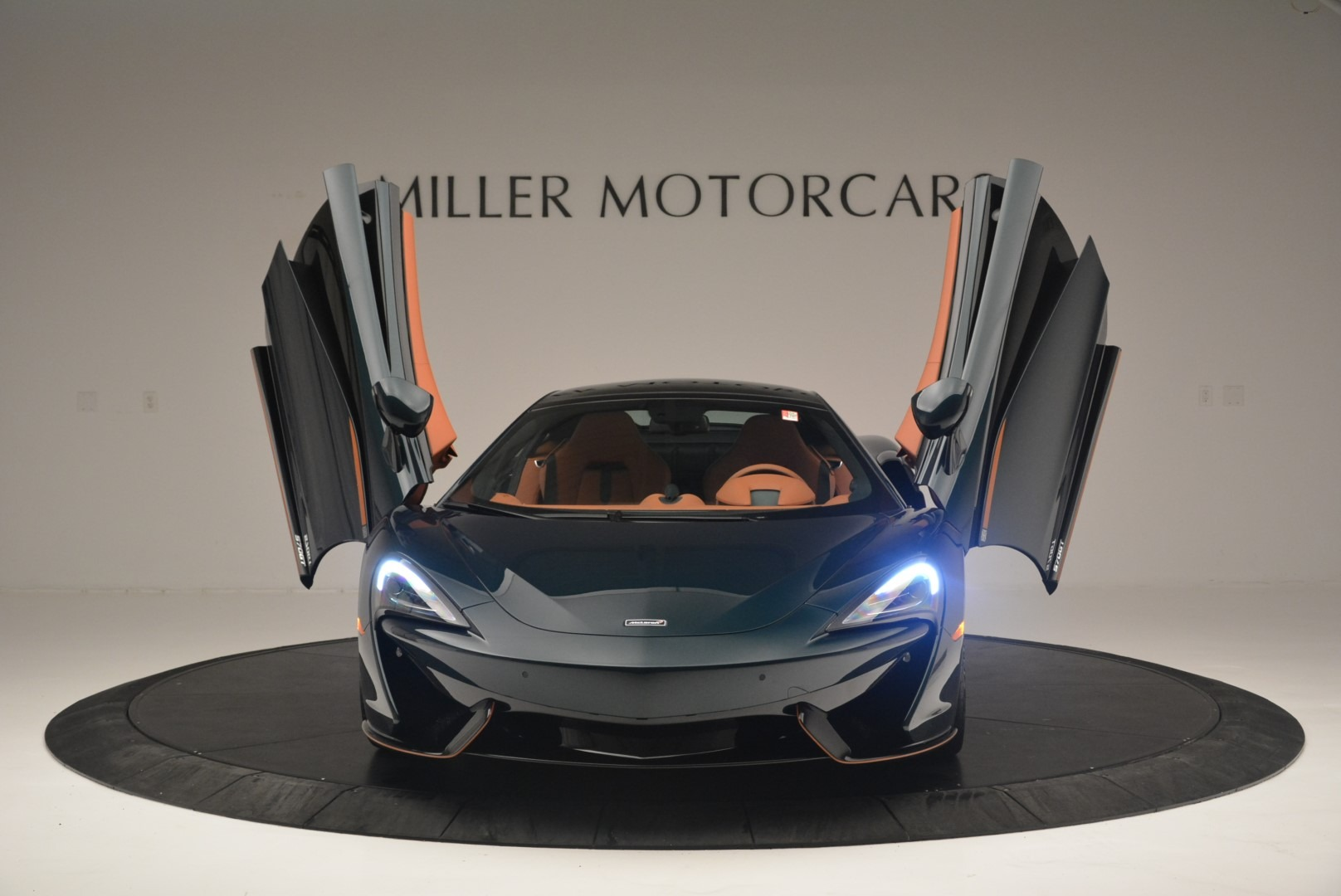 New 2018 McLaren 570GT Coupe For Sale In Westport, CT 2425_p13