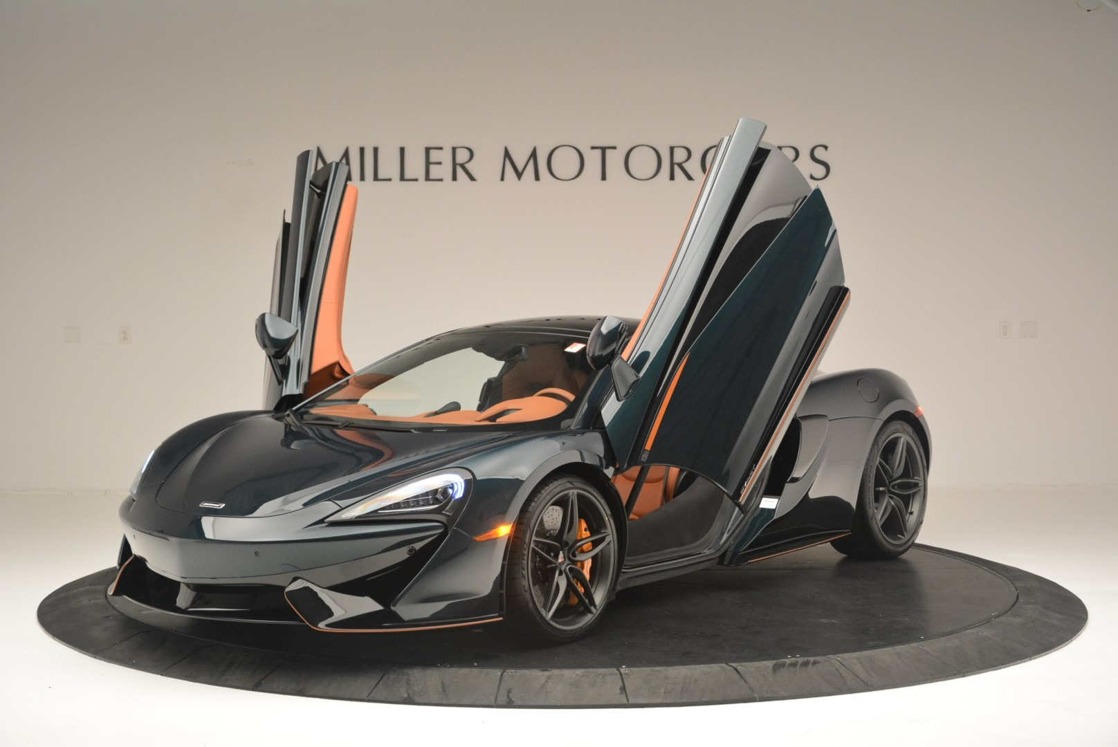 New 2018 McLaren 570GT Coupe For Sale In Westport, CT 2425_p14