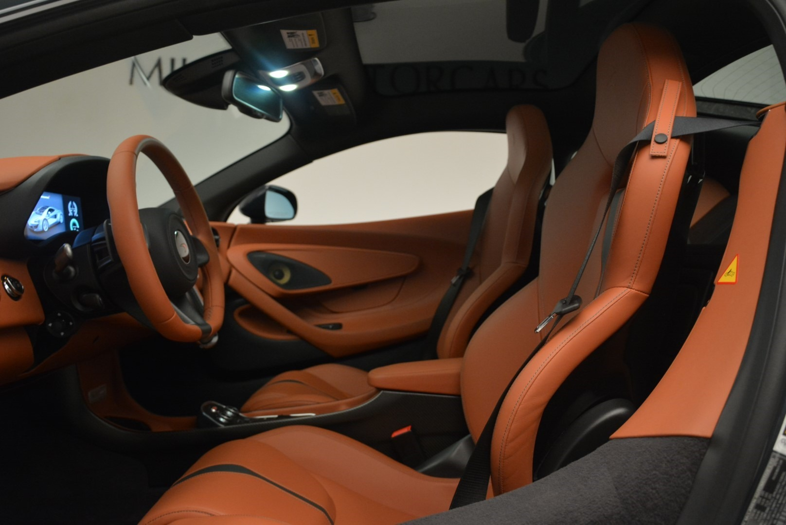 New 2018 McLaren 570GT Coupe For Sale In Westport, CT 2425_p17
