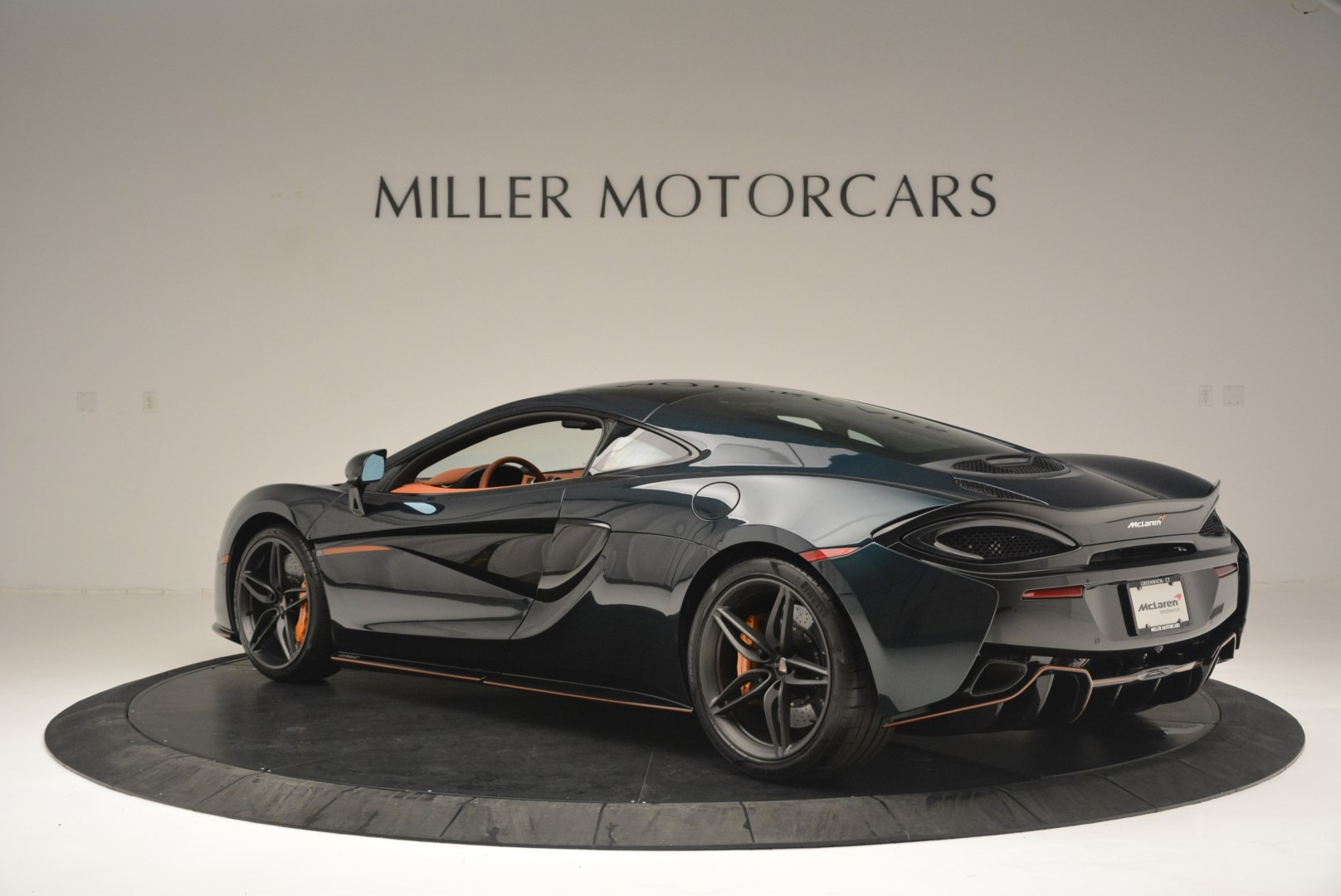 New 2018 McLaren 570GT Coupe For Sale In Westport, CT 2425_p4