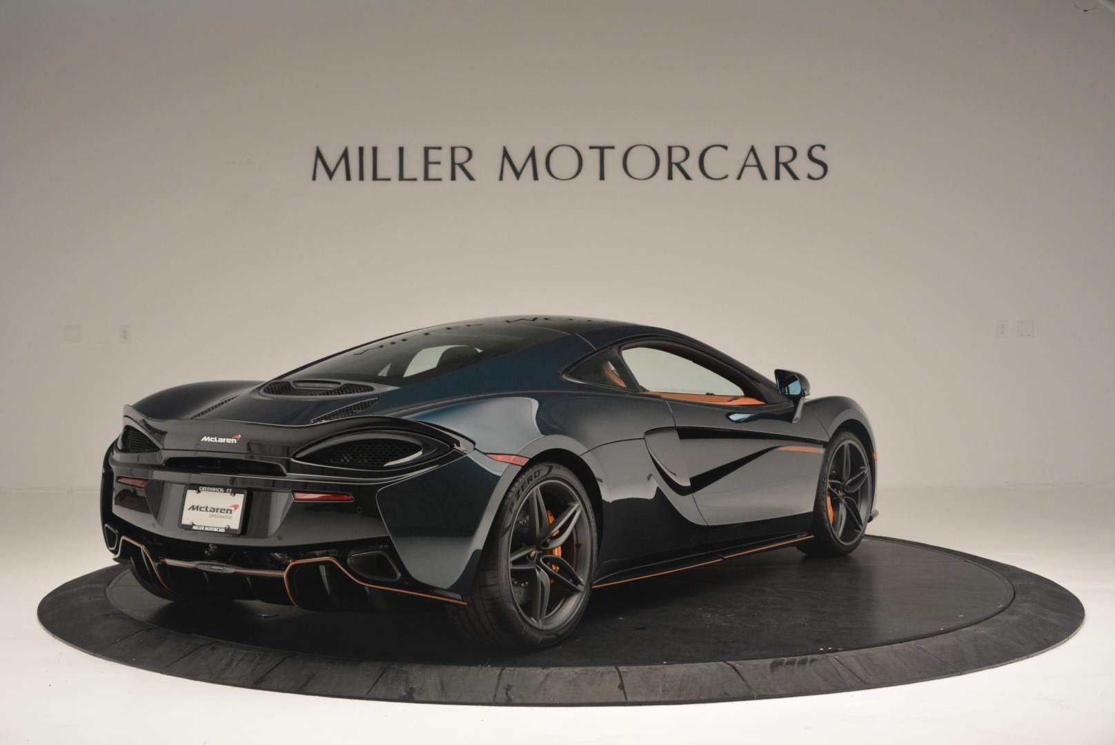 New 2018 McLaren 570GT Coupe For Sale In Westport, CT 2425_p7
