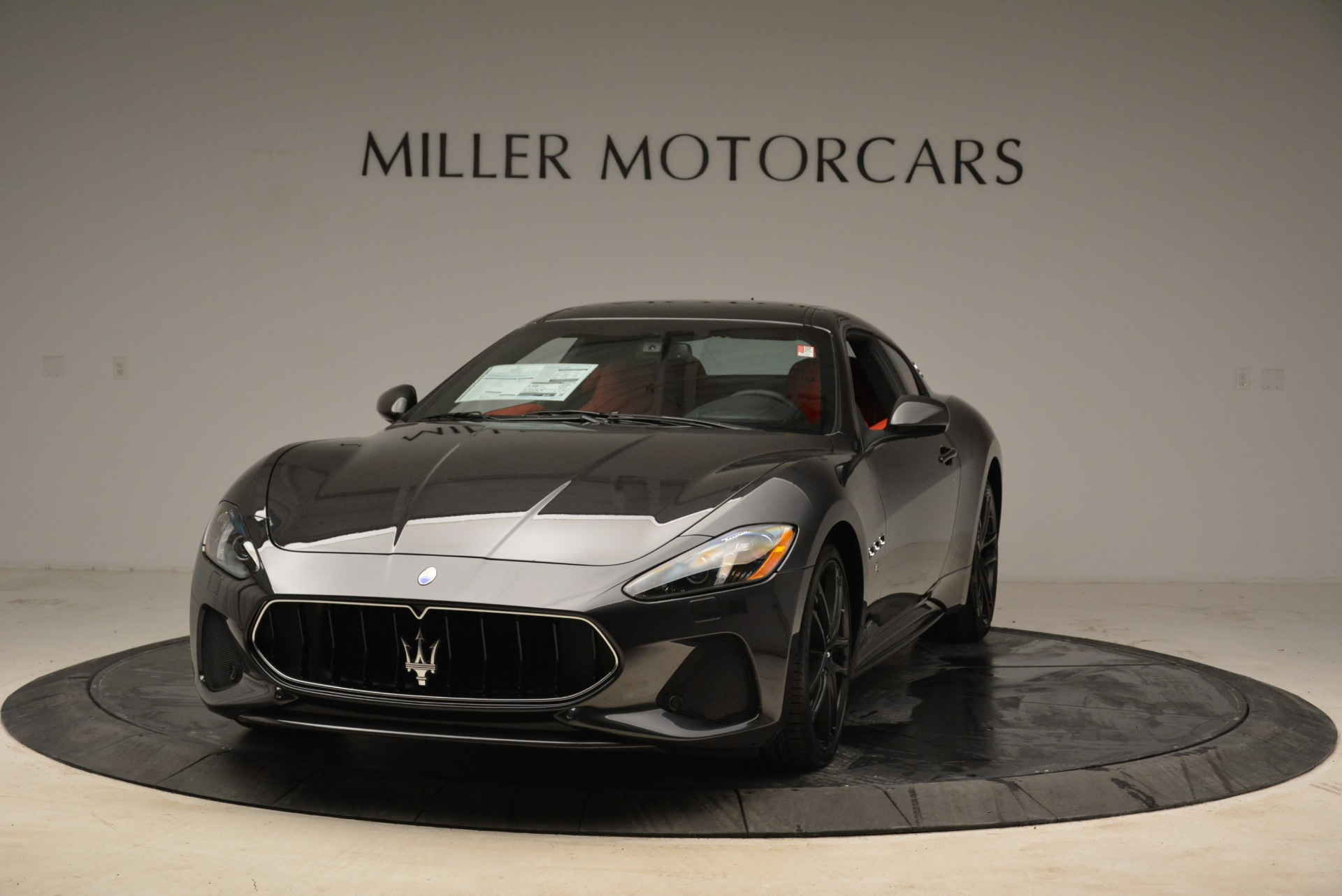 New 2018 Maserati GranTurismo Sport For Sale In Westport, CT 2426_main