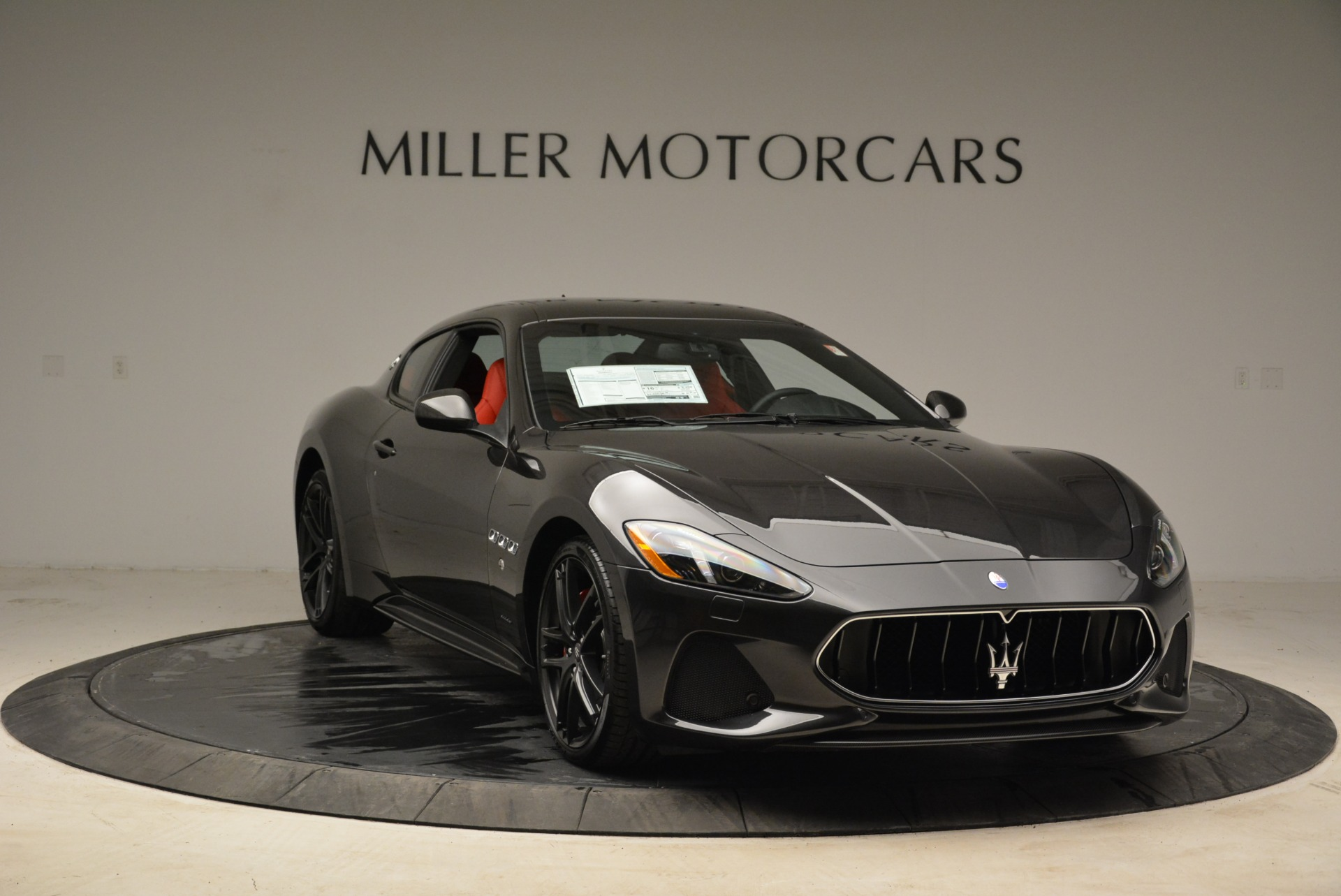 New 2018 Maserati GranTurismo Sport For Sale In Westport, CT 2426_p11