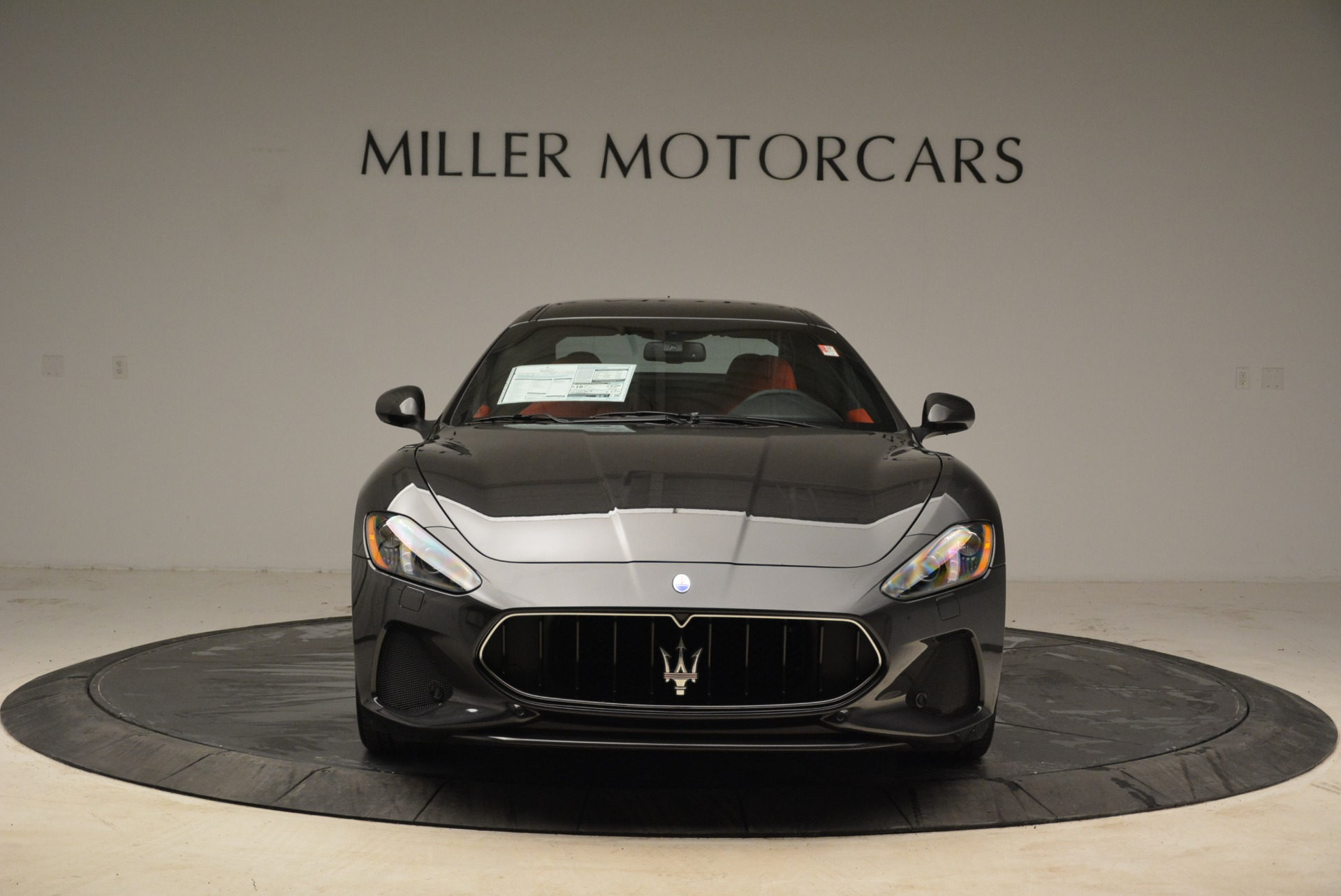 New 2018 Maserati GranTurismo Sport For Sale In Westport, CT 2426_p12