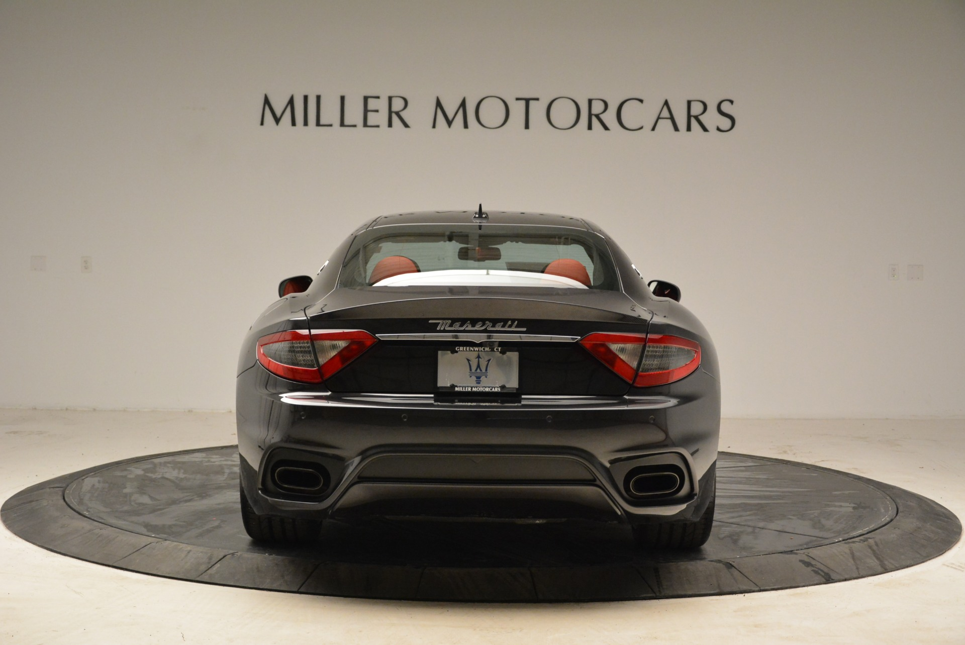 New 2018 Maserati GranTurismo Sport For Sale In Westport, CT 2426_p6