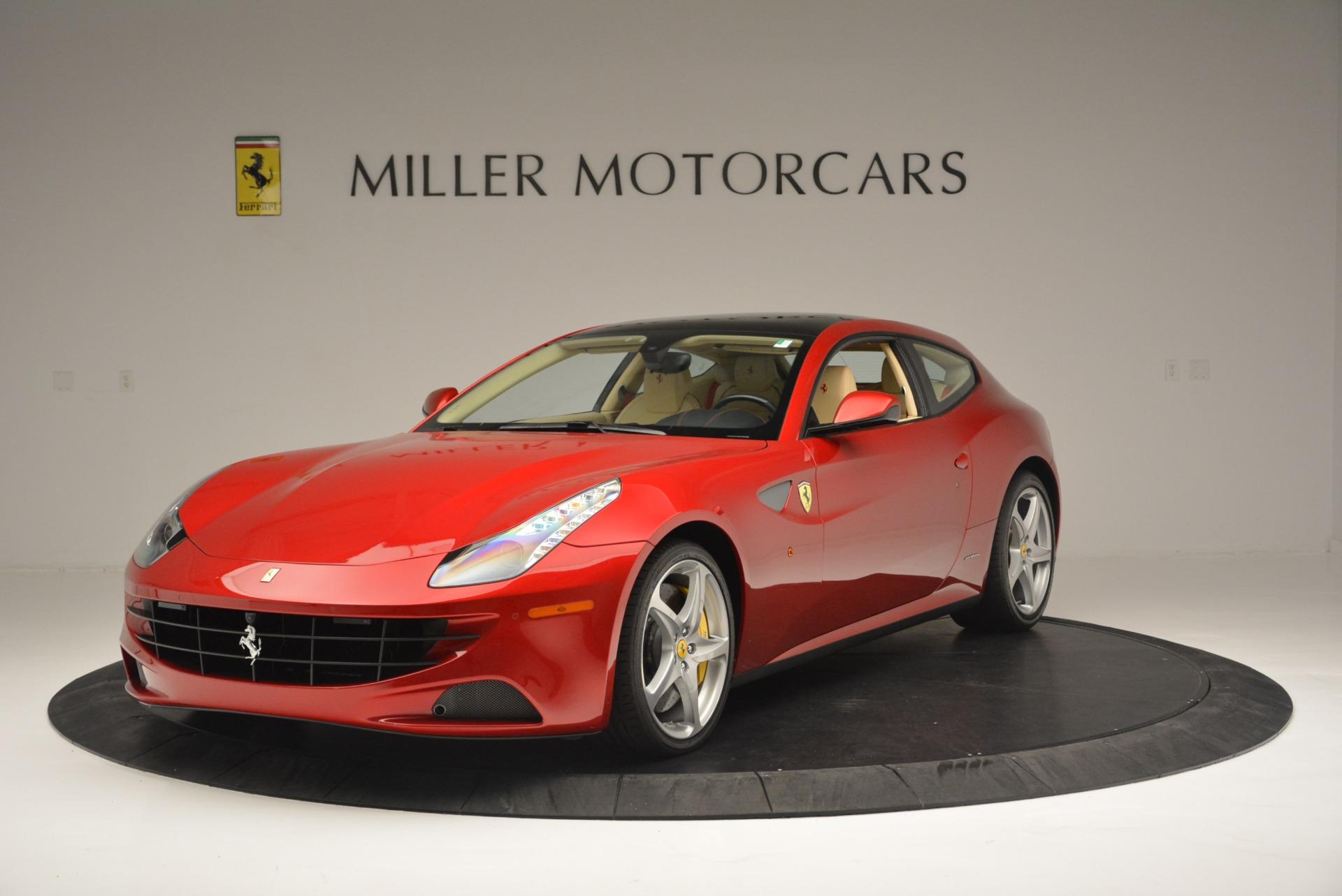 Used 2014 Ferrari FF  For Sale In Westport, CT 2428_main