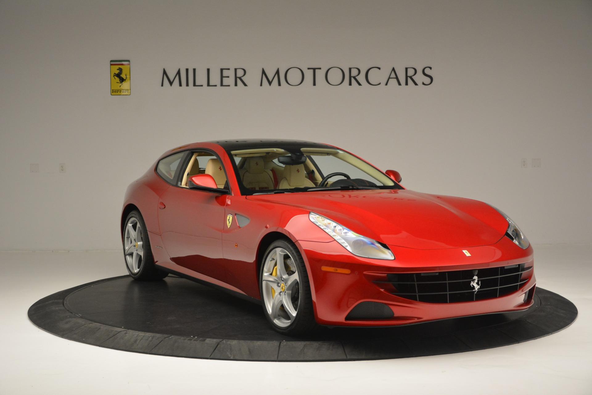 Used 2014 Ferrari FF  For Sale In Westport, CT 2428_p11