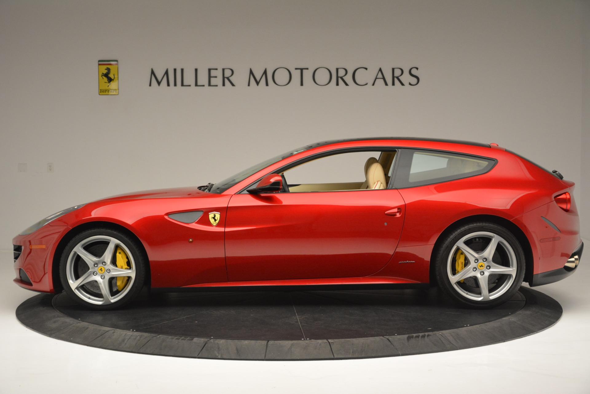Used 2014 Ferrari FF  For Sale In Westport, CT 2428_p3