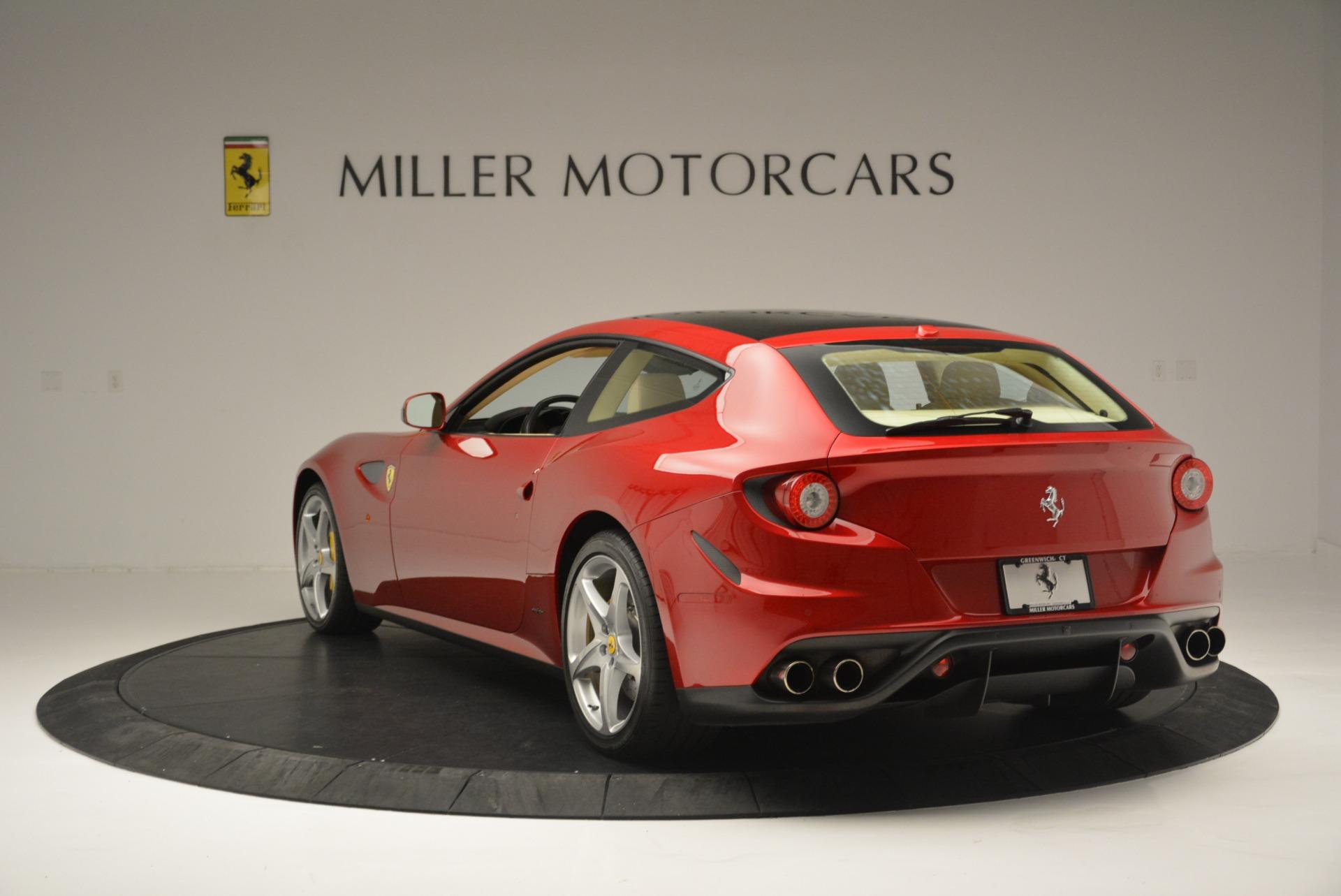 Used 2014 Ferrari FF  For Sale In Westport, CT 2428_p5