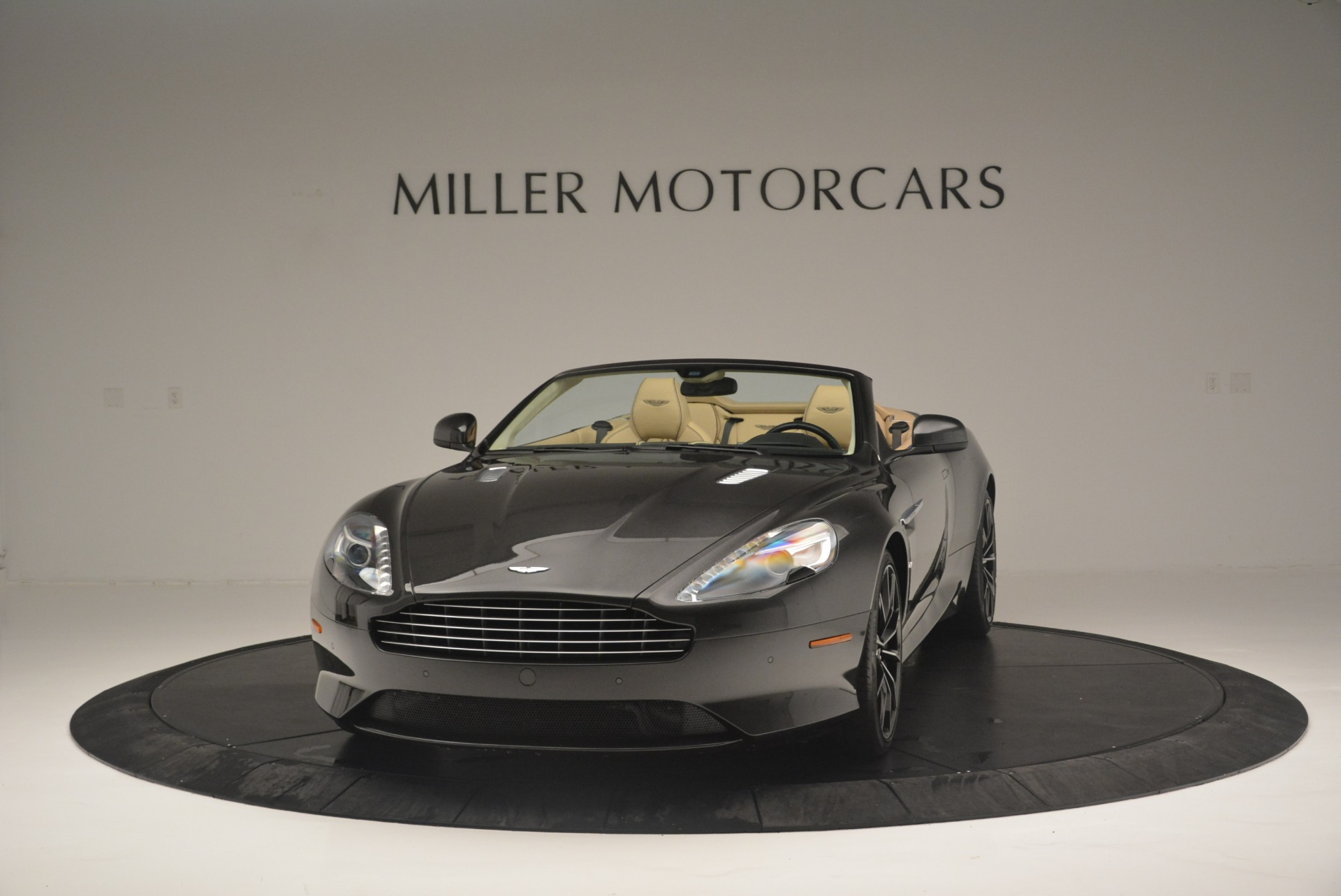 Used 2016 Aston Martin DB9 GT Volante For Sale In Westport, CT 2429_main