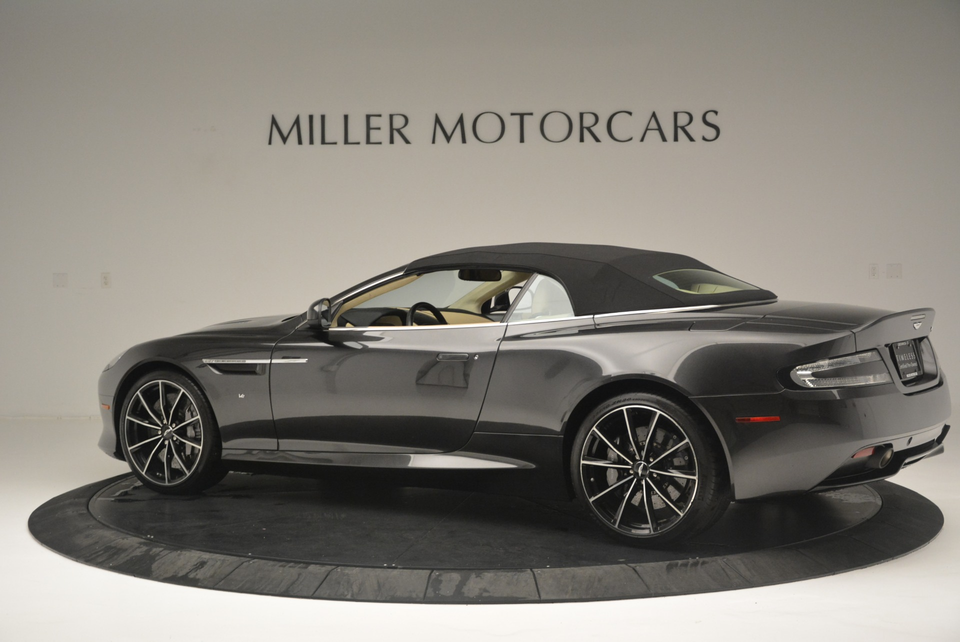 Used 2016 Aston Martin DB9 GT Volante For Sale In Westport, CT 2429_p16