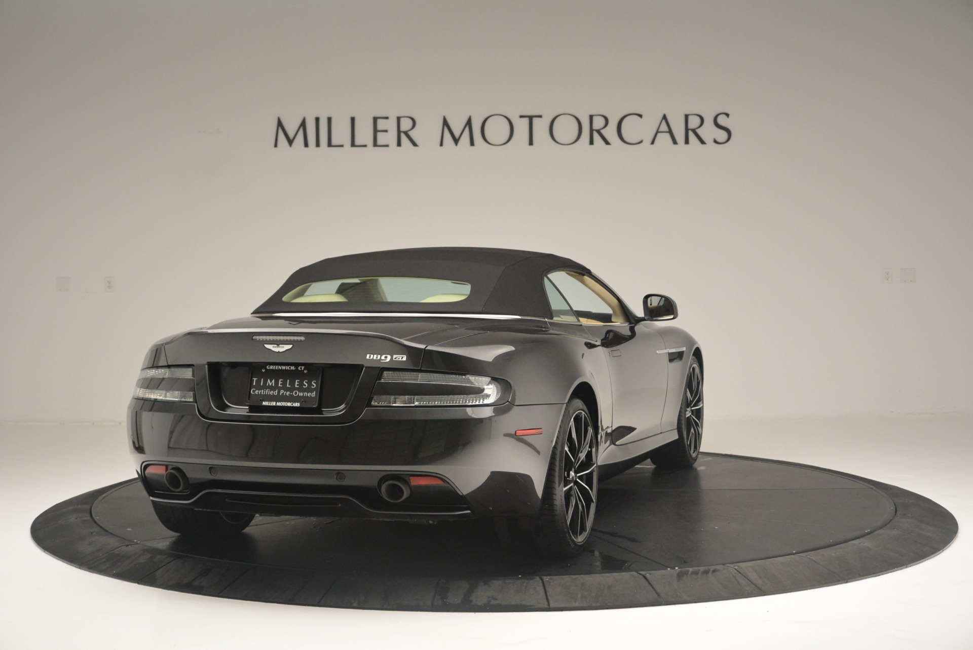 Used 2016 Aston Martin DB9 GT Volante For Sale In Westport, CT 2429_p19