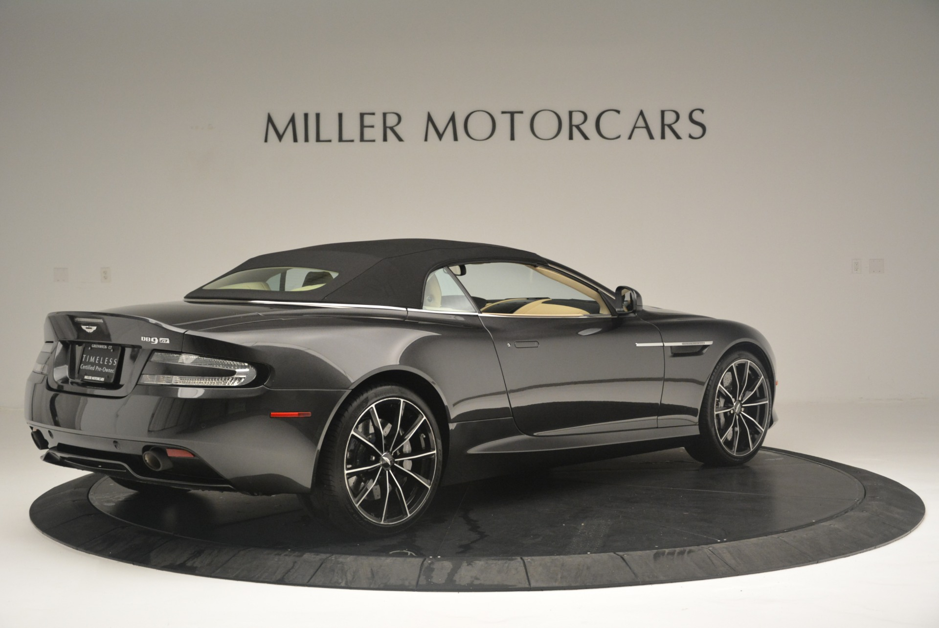 Used 2016 Aston Martin DB9 GT Volante For Sale In Westport, CT 2429_p20