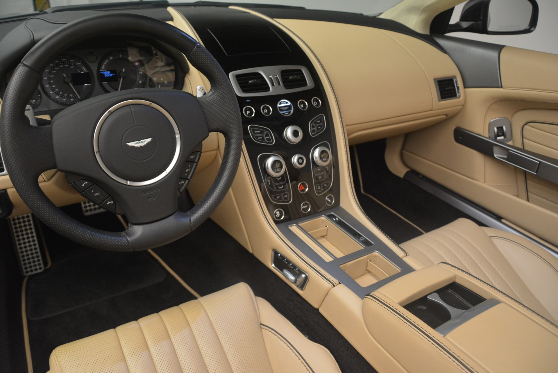 Used 2016 Aston Martin DB9 GT Volante For Sale In Westport, CT 2429_p25