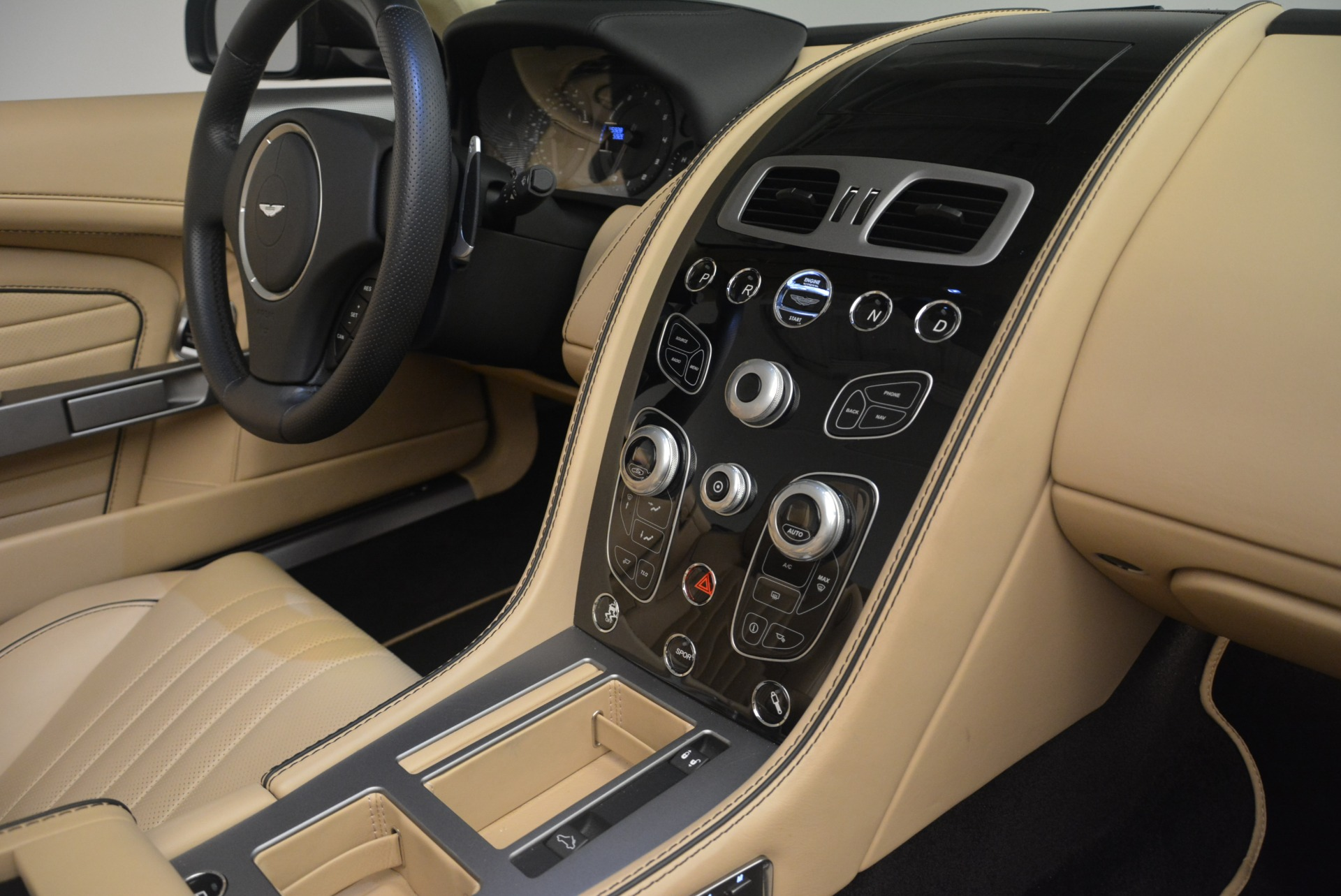 Used 2016 Aston Martin DB9 GT Volante For Sale In Westport, CT 2429_p29