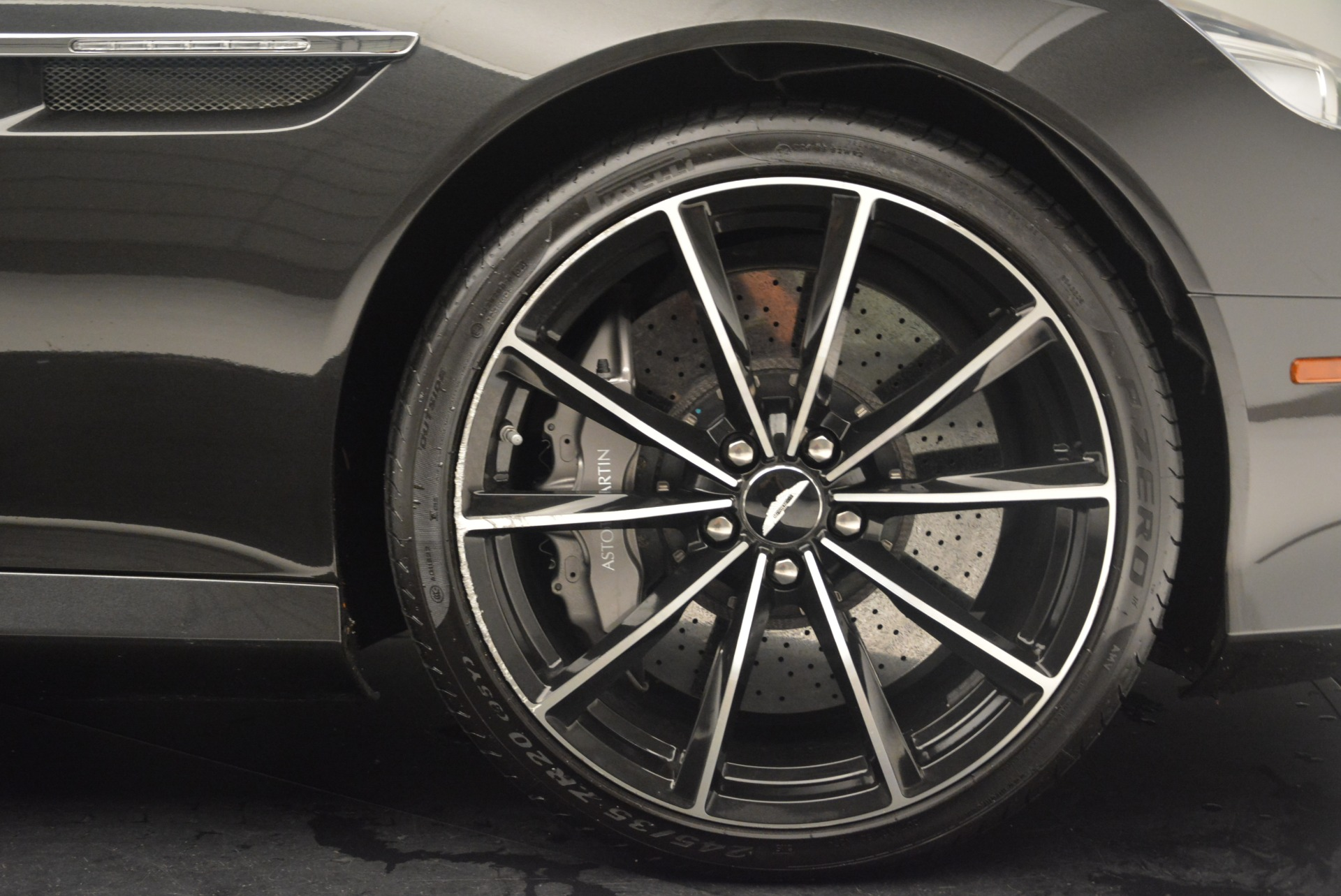 Used 2016 Aston Martin DB9 GT Volante For Sale In Westport, CT 2429_p33