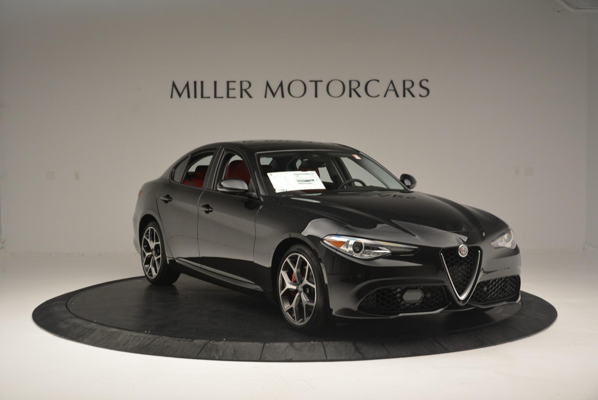 New 2018 Alfa Romeo Giulia Ti Sport Q4 For Sale In Westport, CT 2433_p11