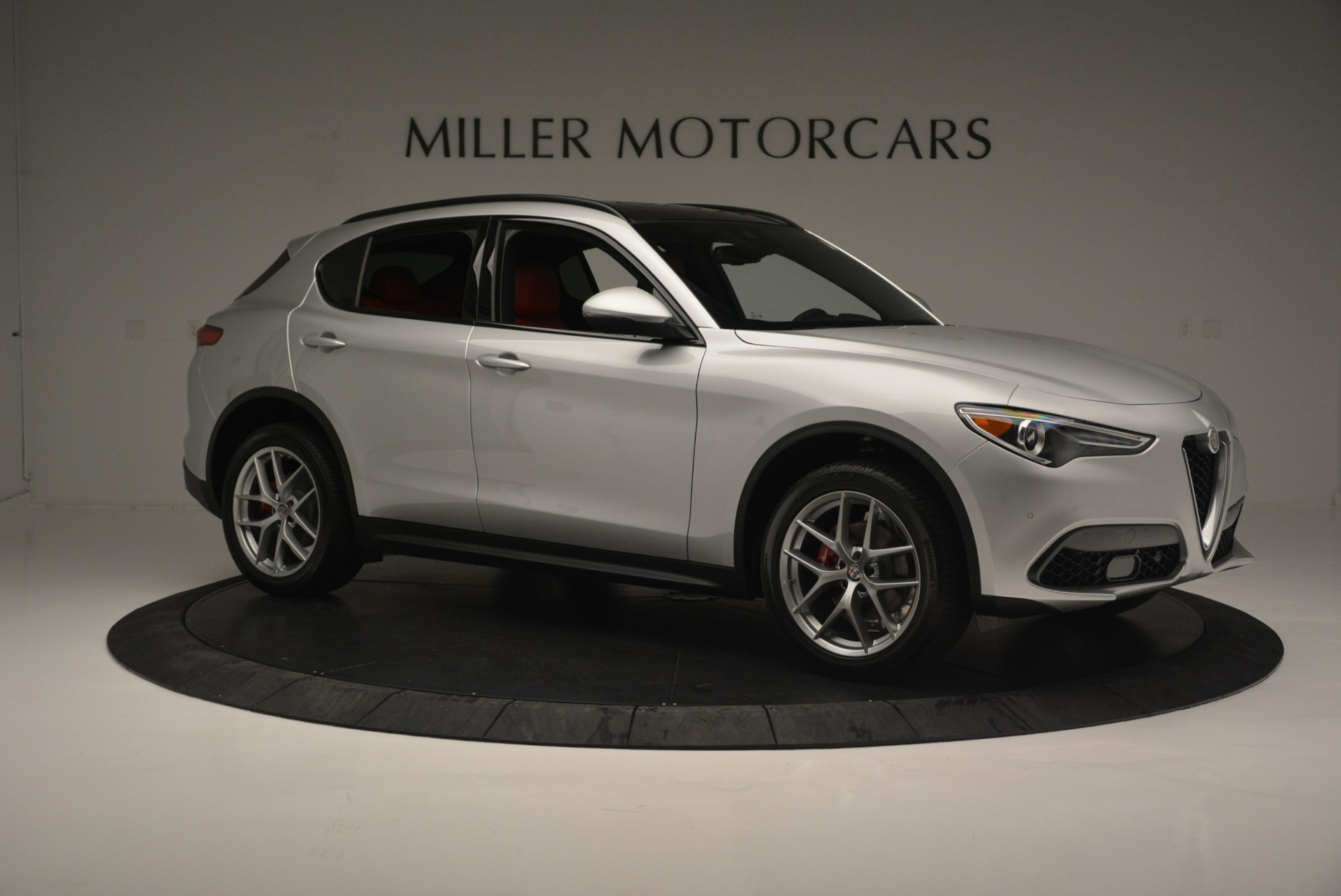 New 2018 Alfa Romeo Stelvio Ti Sport Q4 For Sale In Westport, CT 2434_p11