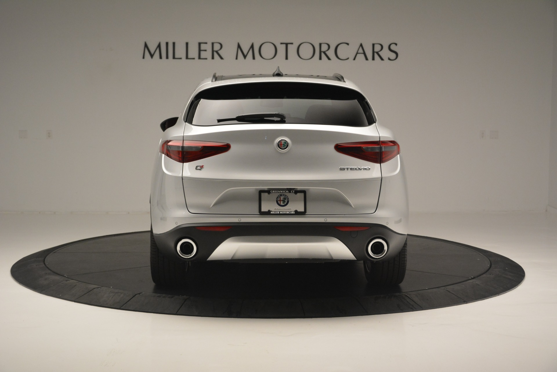 New 2018 Alfa Romeo Stelvio Ti Sport Q4 For Sale In Westport, CT 2434_p6