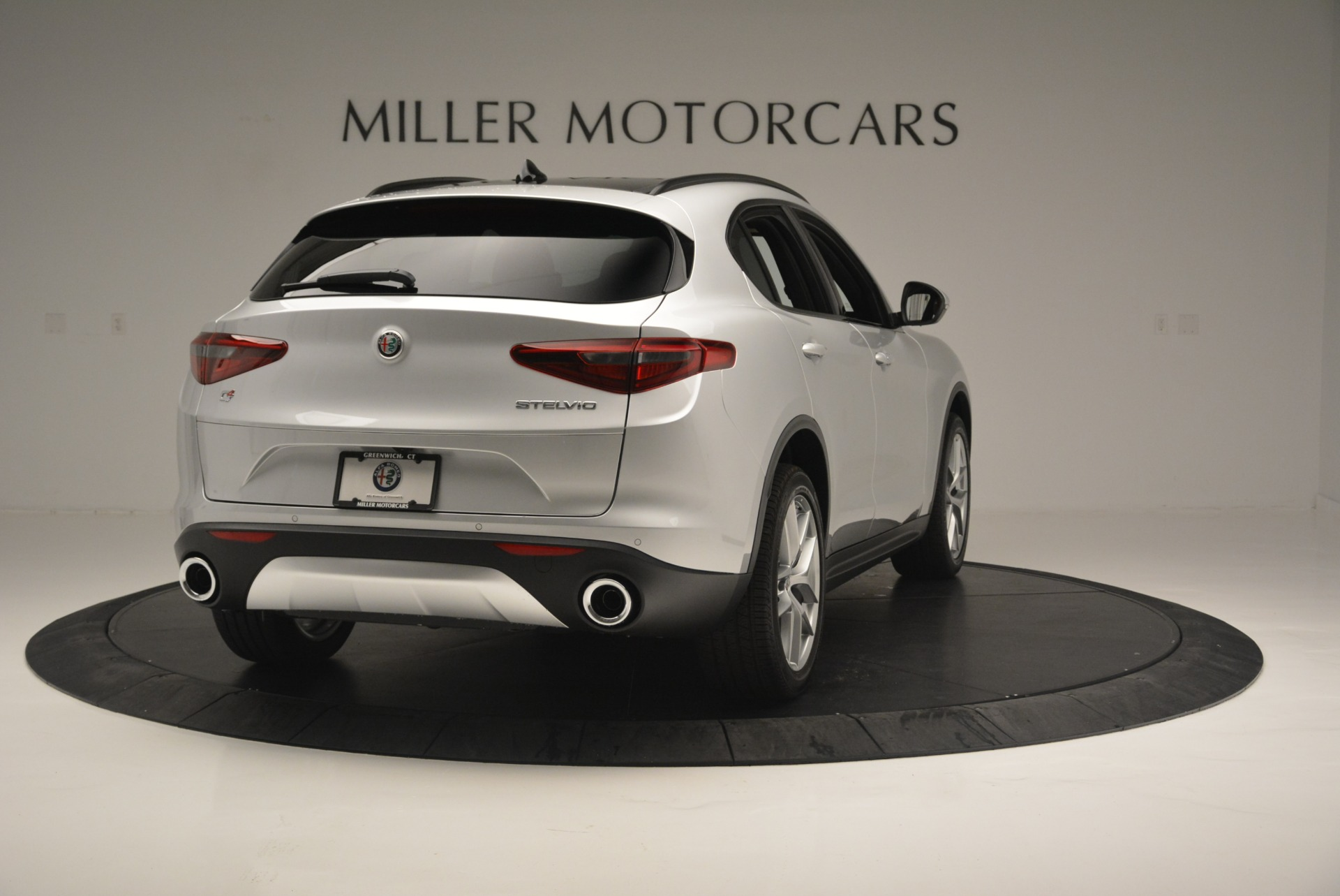 New 2018 Alfa Romeo Stelvio Ti Sport Q4 For Sale In Westport, CT 2434_p7