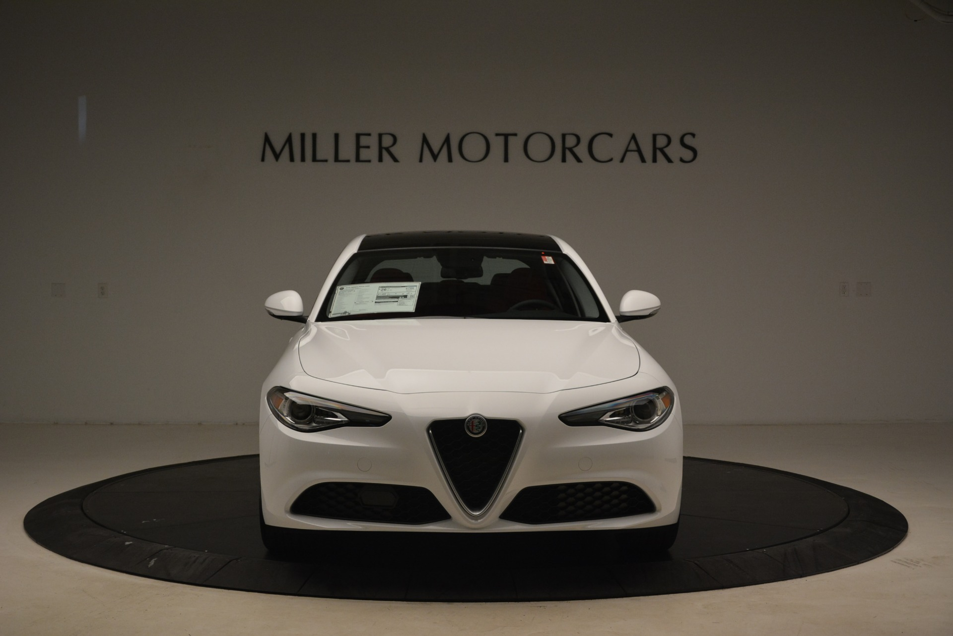 New 2018 Alfa Romeo Giulia Q4 For Sale In Westport, CT 2437_p12