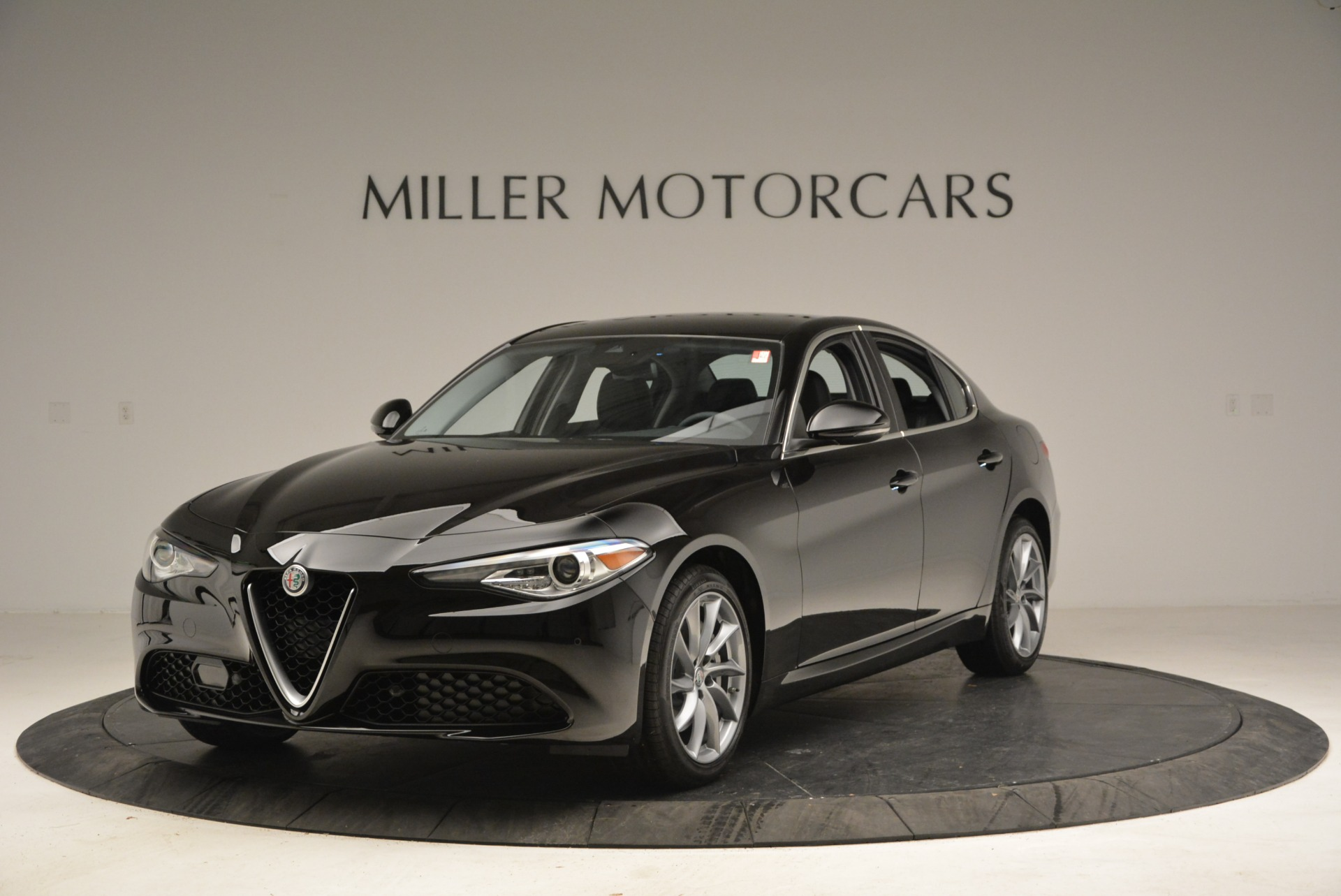 New 2018 Alfa Romeo Giulia Q4 For Sale In Westport, CT 2438_p2