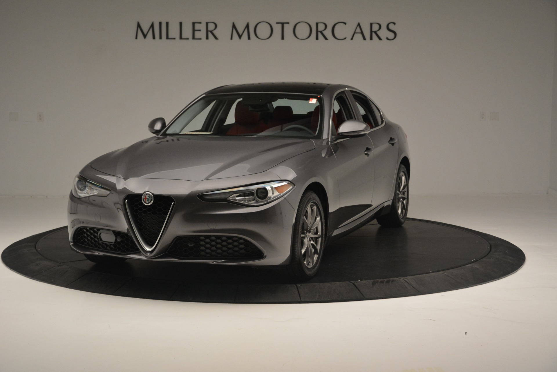 New 2018 Alfa Romeo Giulia Q4 For Sale In Westport, CT 2439_main