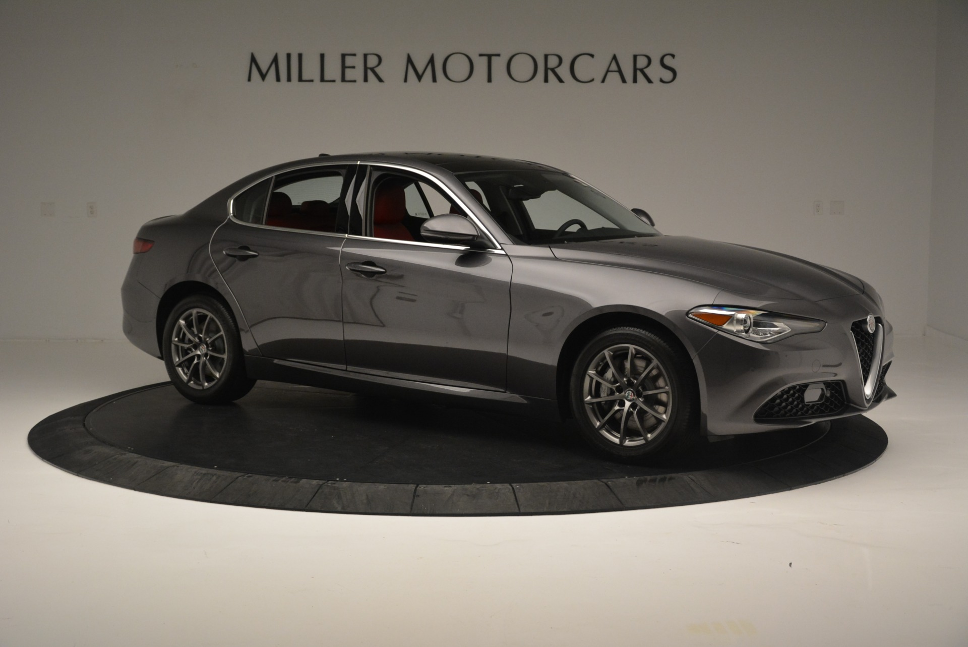 New 2018 Alfa Romeo Giulia Q4 For Sale In Westport, CT 2439_p15