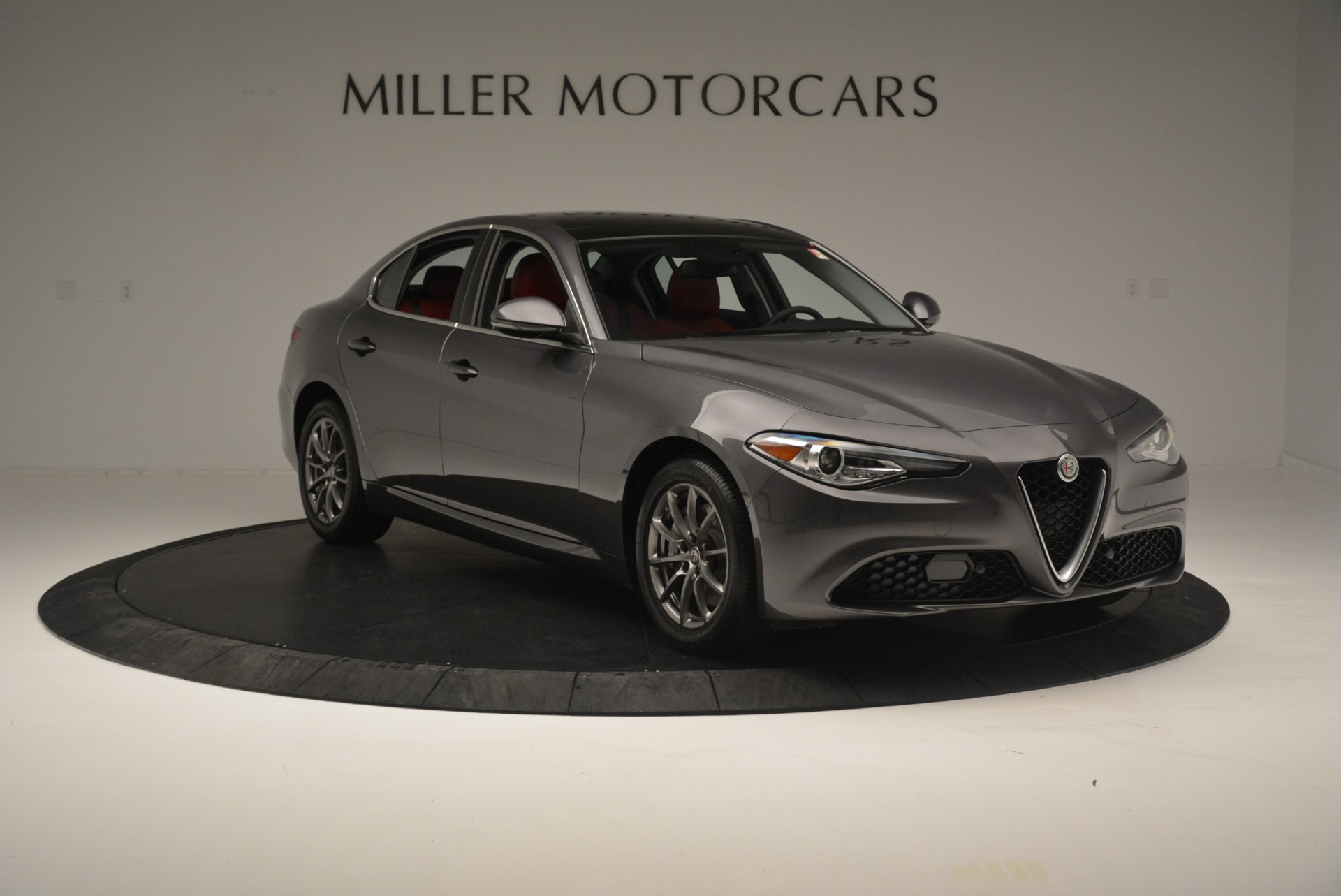 New 2018 Alfa Romeo Giulia Q4 For Sale In Westport, CT 2439_p16