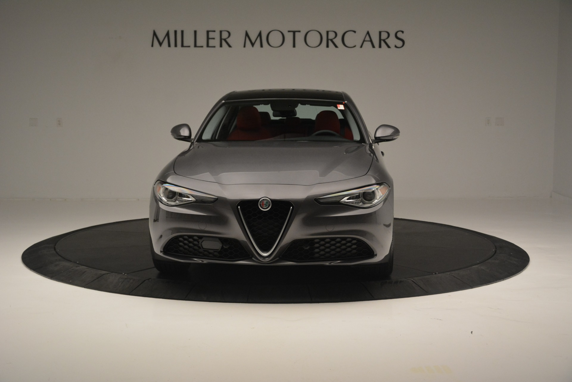 New 2018 Alfa Romeo Giulia Q4 For Sale In Westport, CT 2439_p18