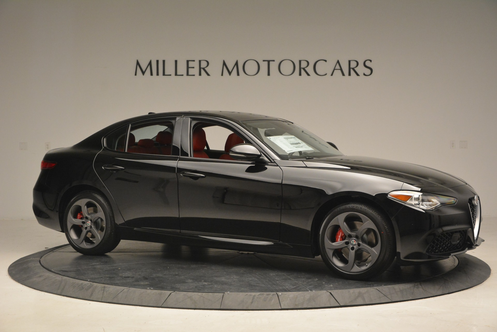 New 2018 Alfa Romeo Giulia Sport Q4 For Sale In Westport, CT 2440_p10