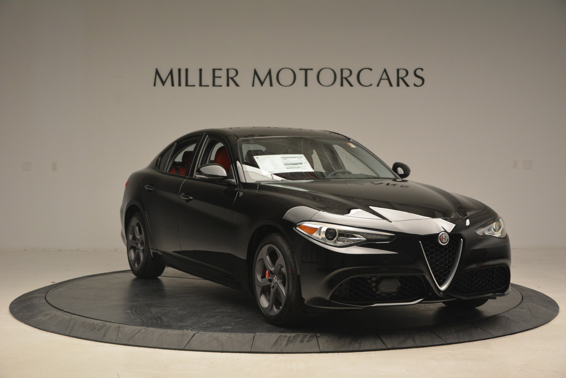 New 2018 Alfa Romeo Giulia Sport Q4 For Sale In Westport, CT 2440_p11