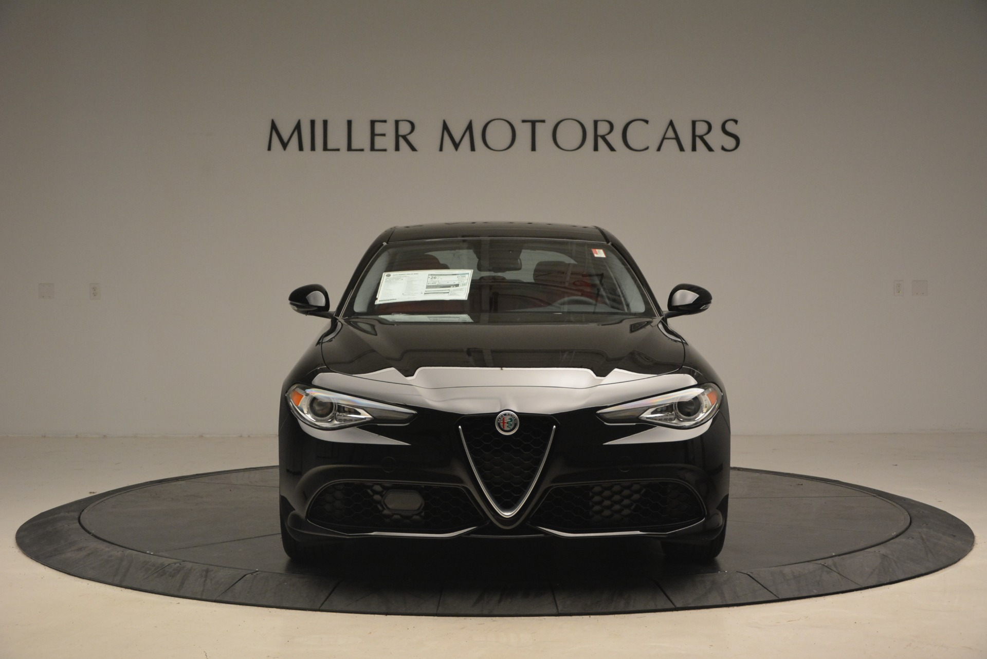 New 2018 Alfa Romeo Giulia Sport Q4 For Sale In Westport, CT 2440_p12