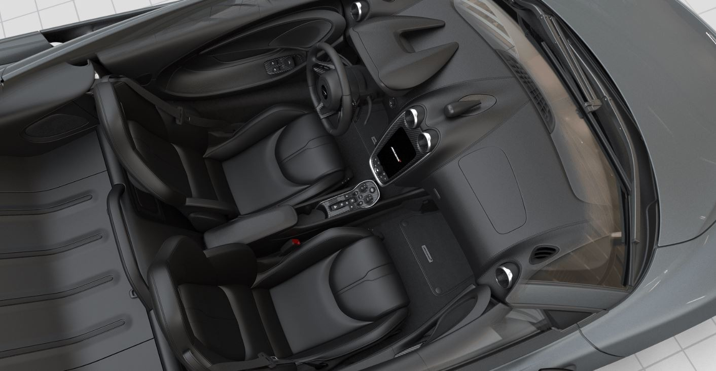 New 2018 McLaren 570GT  For Sale In Westport, CT 2441_p2